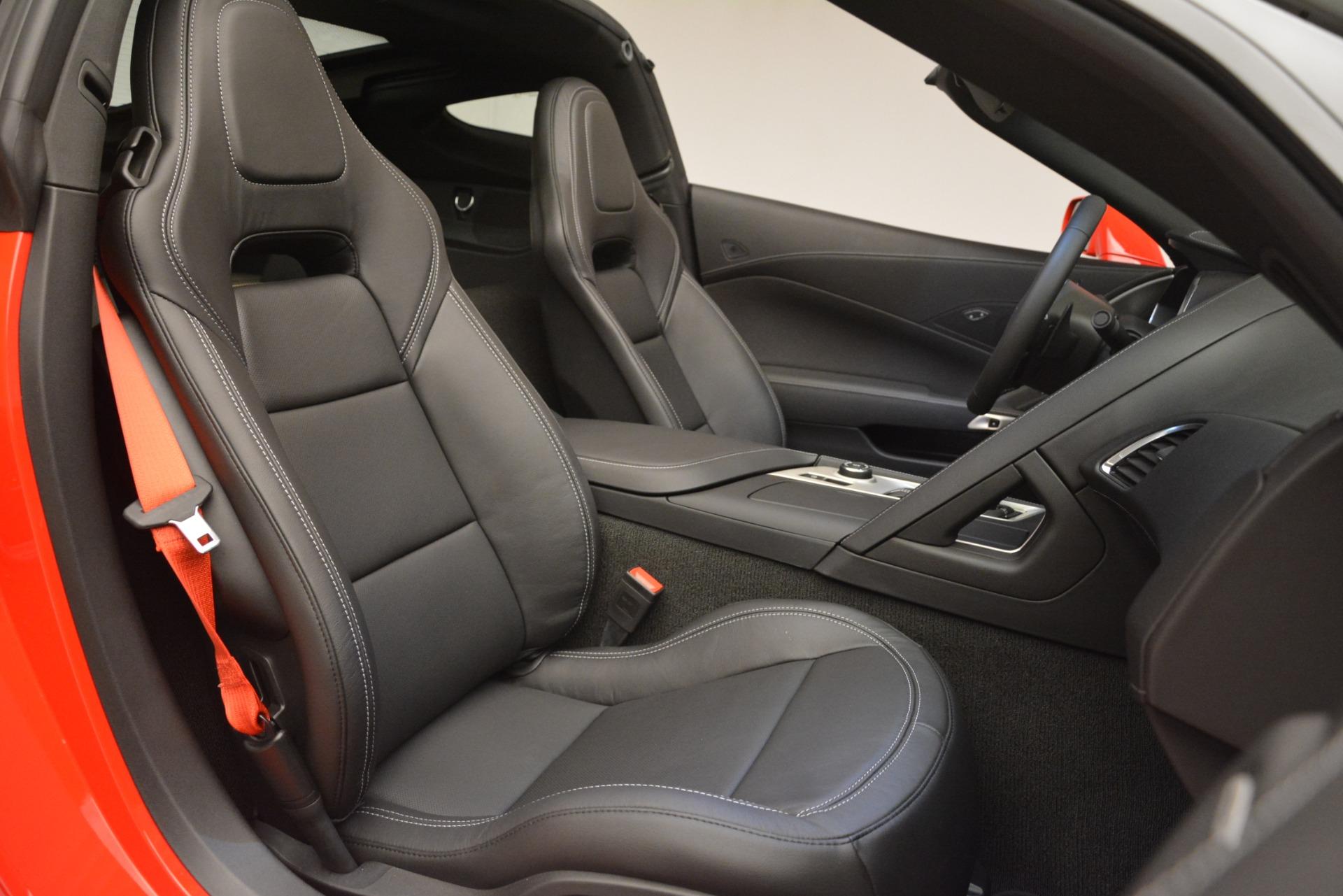 Used 2019 Chevrolet Corvette Grand Sport For Sale In Greenwich, CT. Alfa Romeo of Greenwich, 4550A 3169_p25