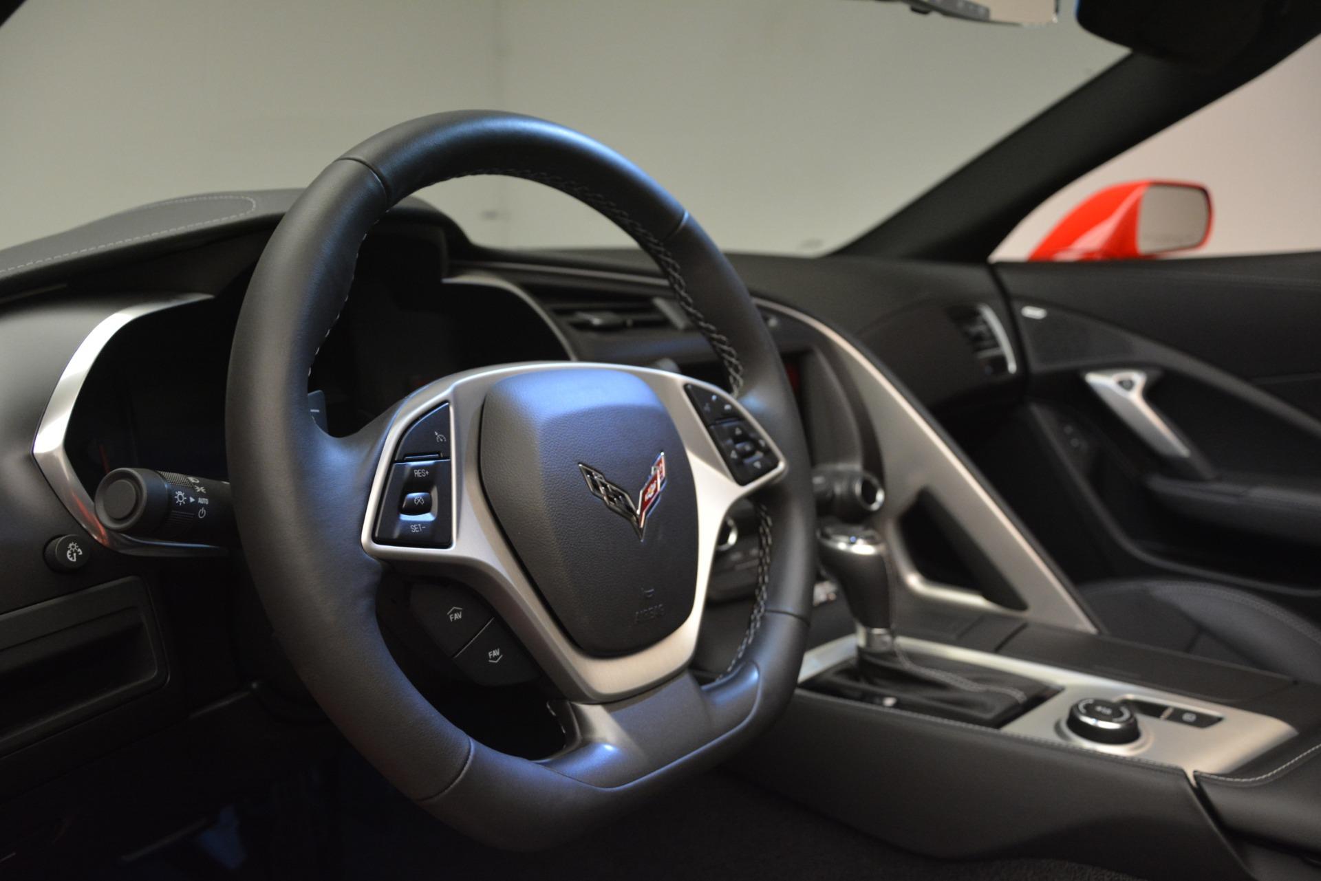 Used 2019 Chevrolet Corvette Grand Sport For Sale In Greenwich, CT. Alfa Romeo of Greenwich, 4550A 3169_p26