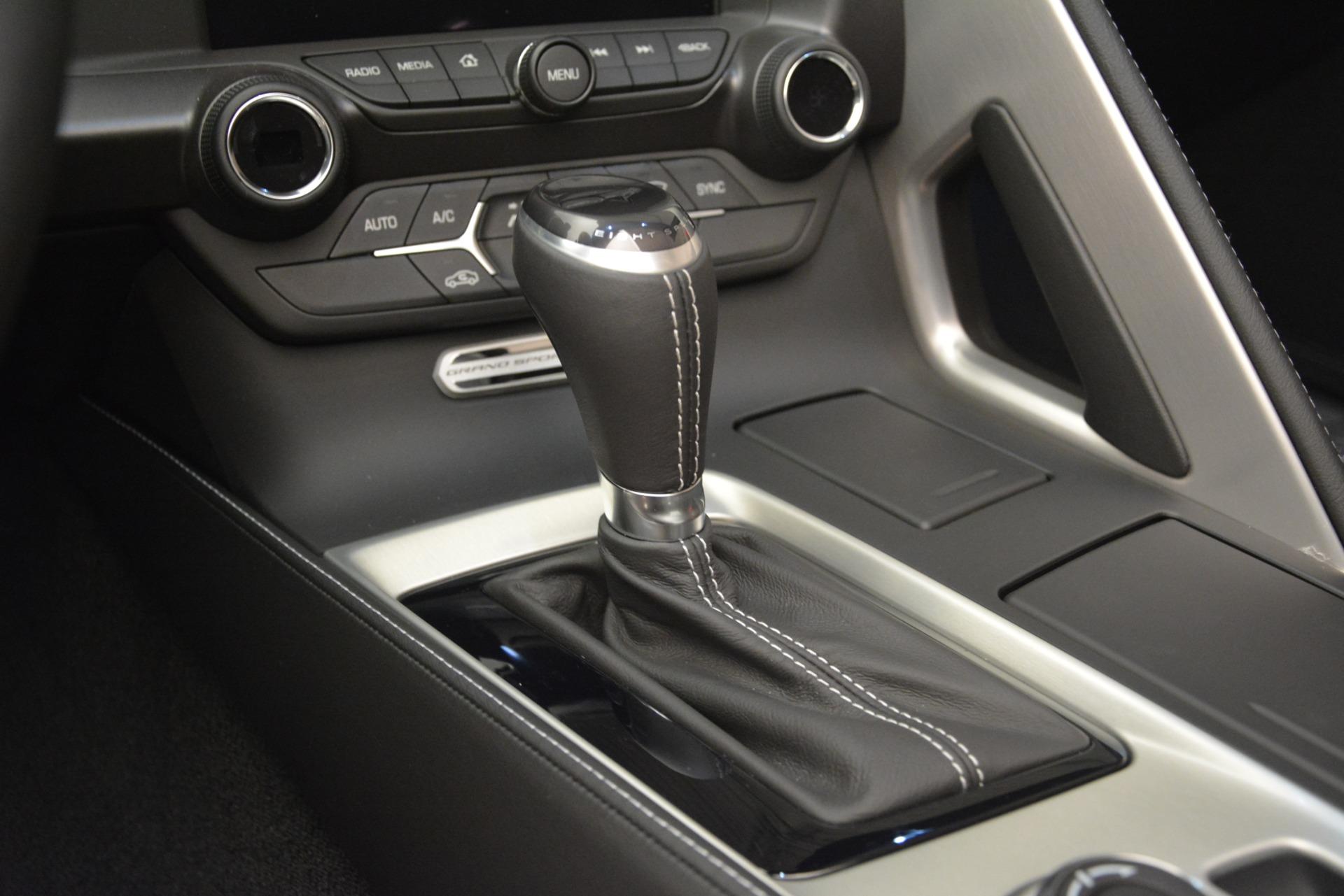 Used 2019 Chevrolet Corvette Grand Sport For Sale In Greenwich, CT. Alfa Romeo of Greenwich, 4550A 3169_p27