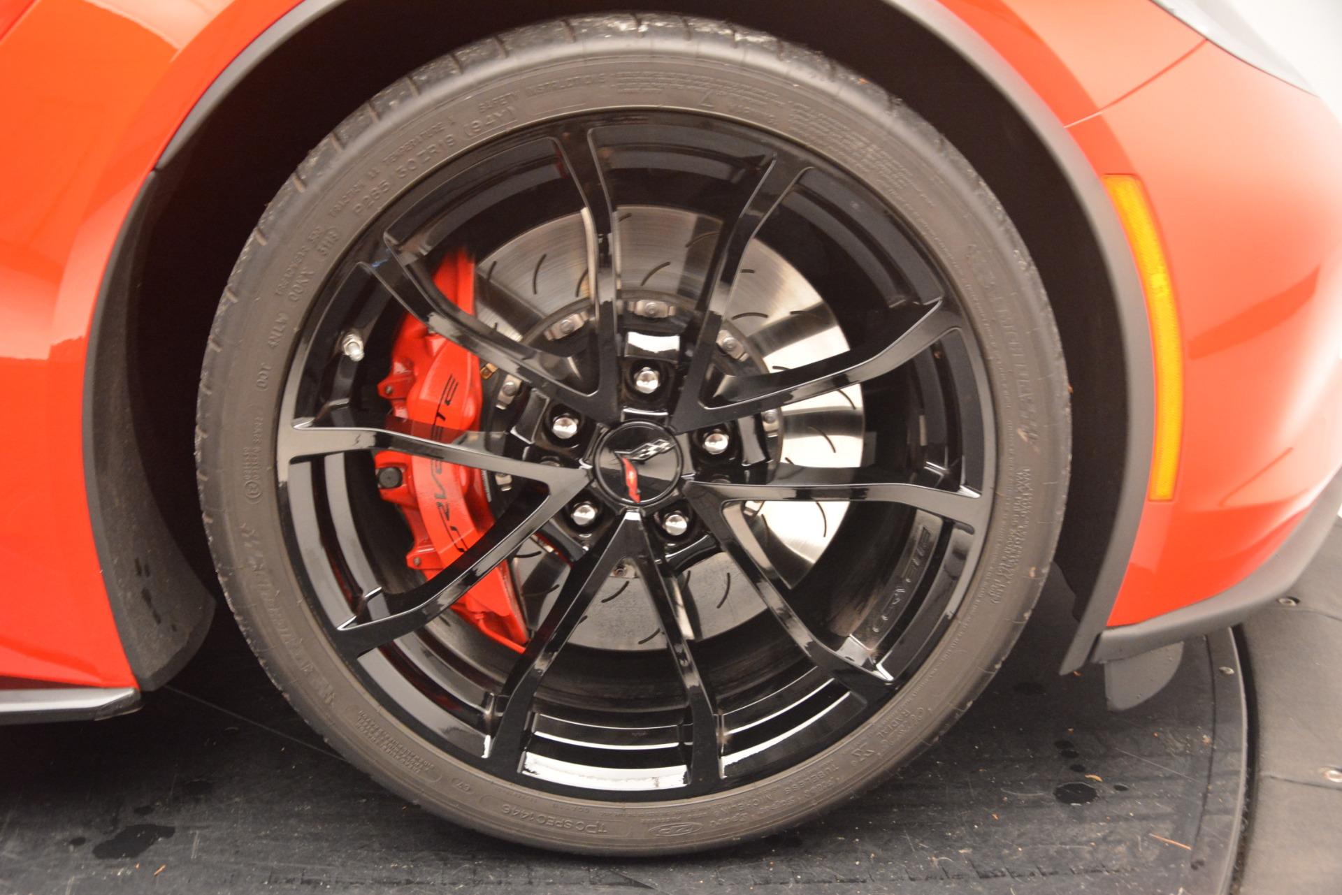 Used 2019 Chevrolet Corvette Grand Sport For Sale In Greenwich, CT. Alfa Romeo of Greenwich, 4550A 3169_p28