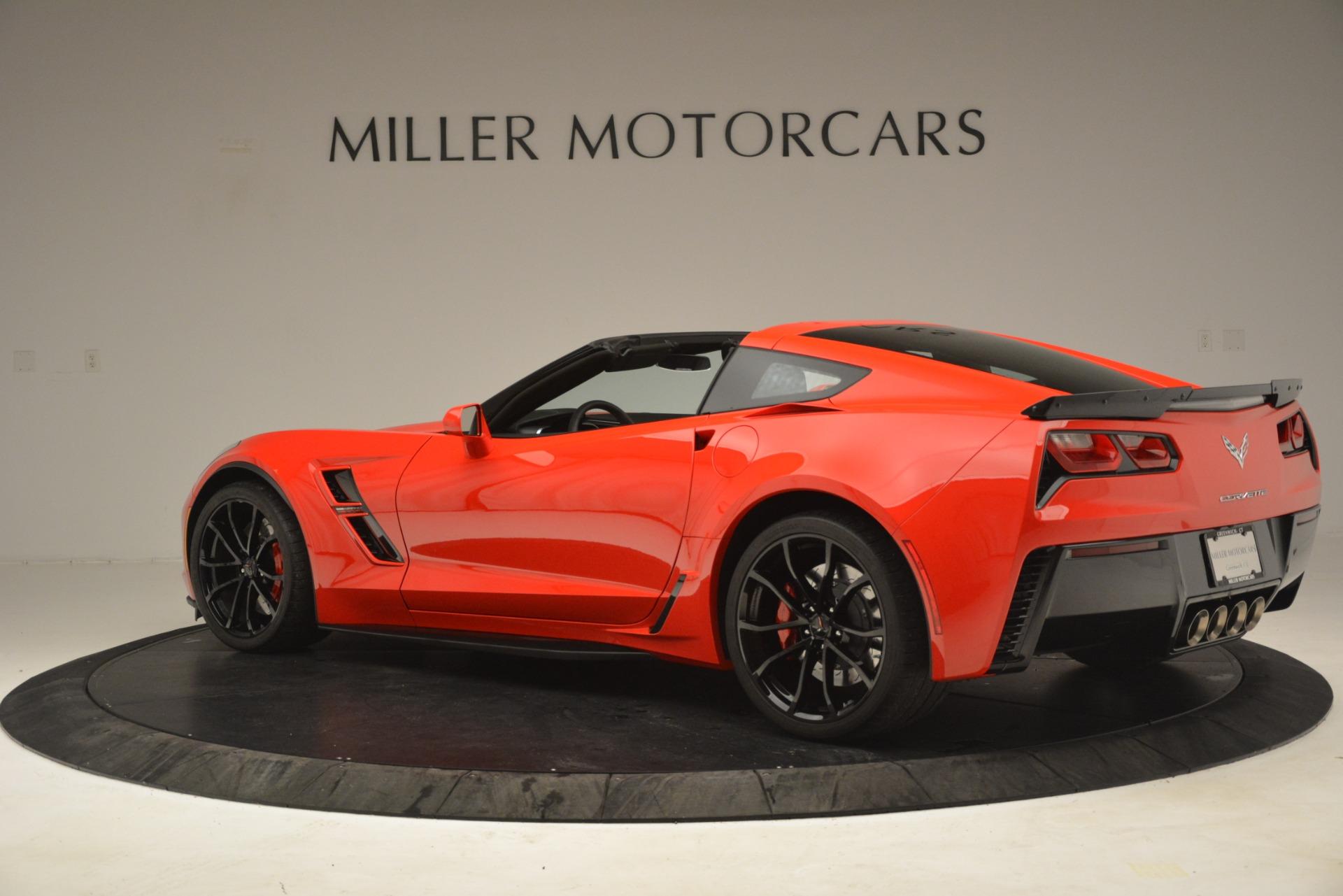 Used 2019 Chevrolet Corvette Grand Sport For Sale In Greenwich, CT. Alfa Romeo of Greenwich, 4550A 3169_p4