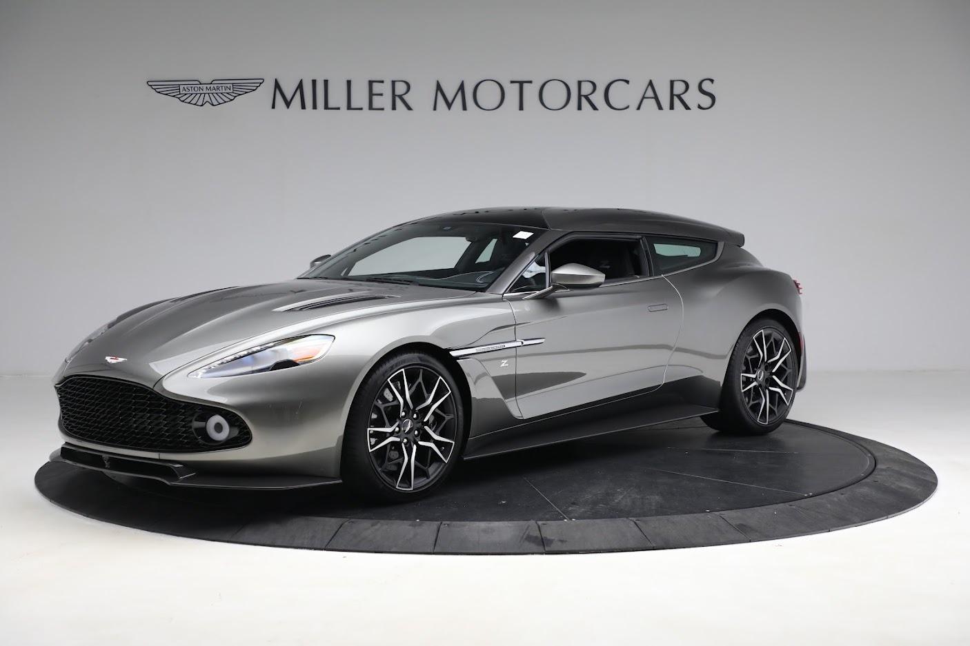 New 2019 Aston Martin Vanquish Zagato Shooting Brake For Sale In Greenwich, CT. Alfa Romeo of Greenwich, 7548C 3170_main