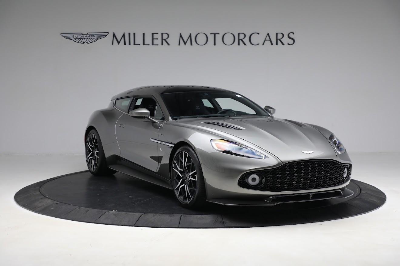 New 2019 Aston Martin Vanquish Zagato Shooting Brake For Sale In Greenwich, CT. Alfa Romeo of Greenwich, 7548C 3170_p10