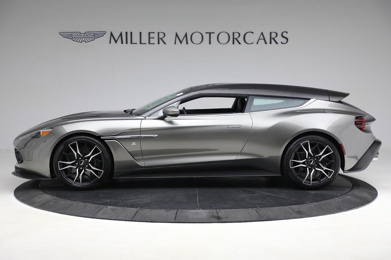 New 2019 Aston Martin Vanquish Zagato Shooting Brake For Sale In Greenwich, CT. Alfa Romeo of Greenwich, 7548C 3170_p2