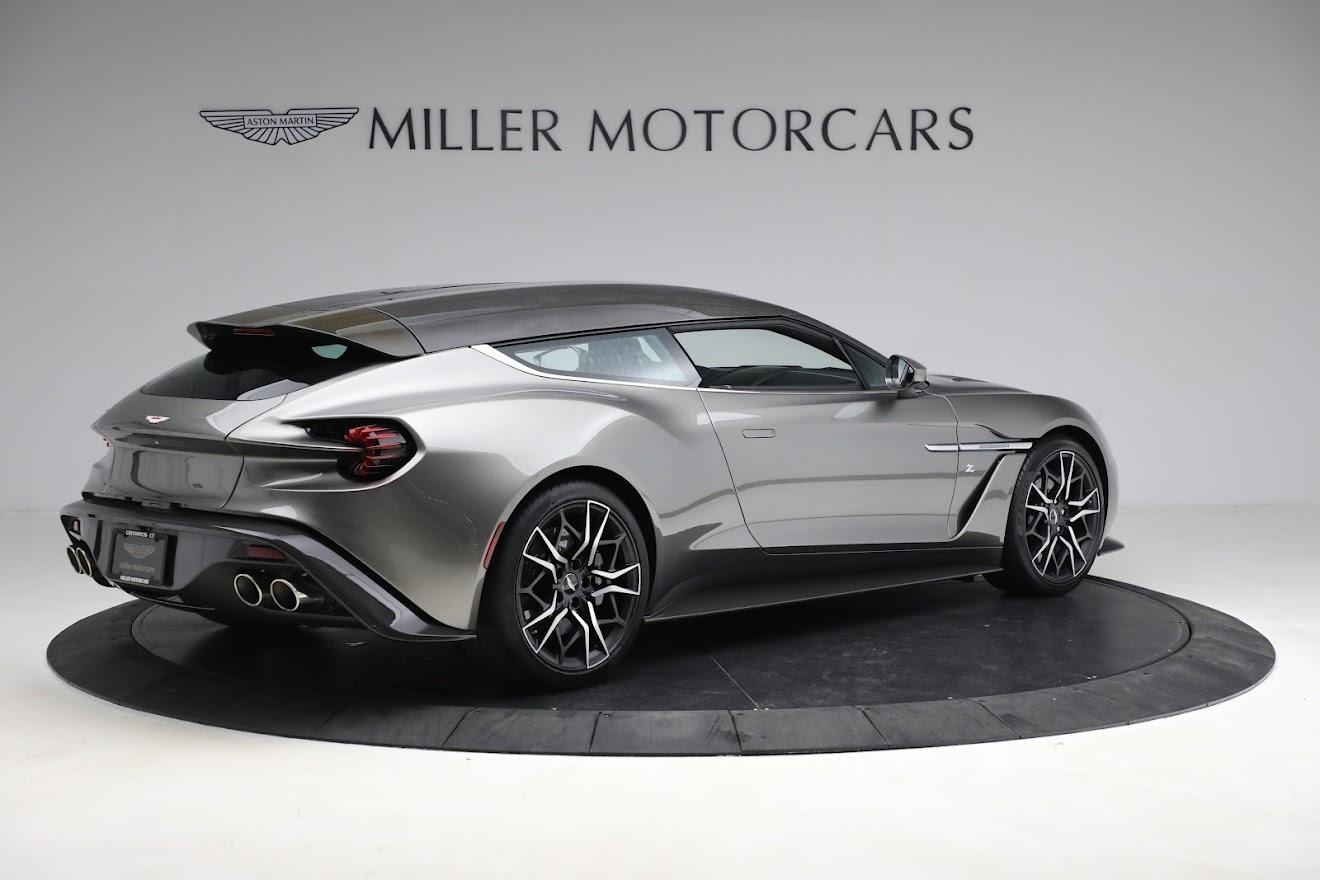 New 2019 Aston Martin Vanquish Zagato Shooting Brake For Sale In Greenwich, CT. Alfa Romeo of Greenwich, 7548C 3170_p7