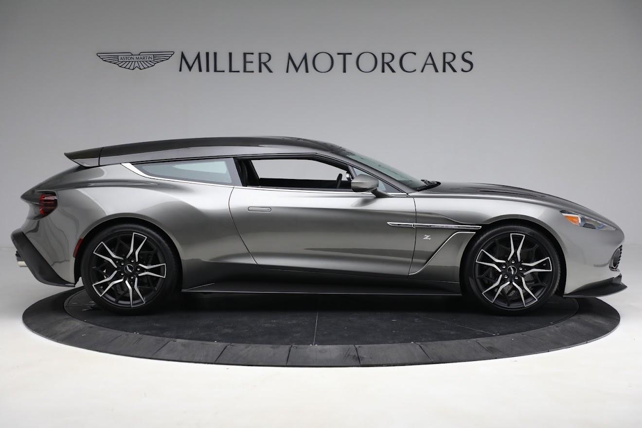 New 2019 Aston Martin Vanquish Zagato Shooting Brake For Sale In Greenwich, CT. Alfa Romeo of Greenwich, 7548C 3170_p8