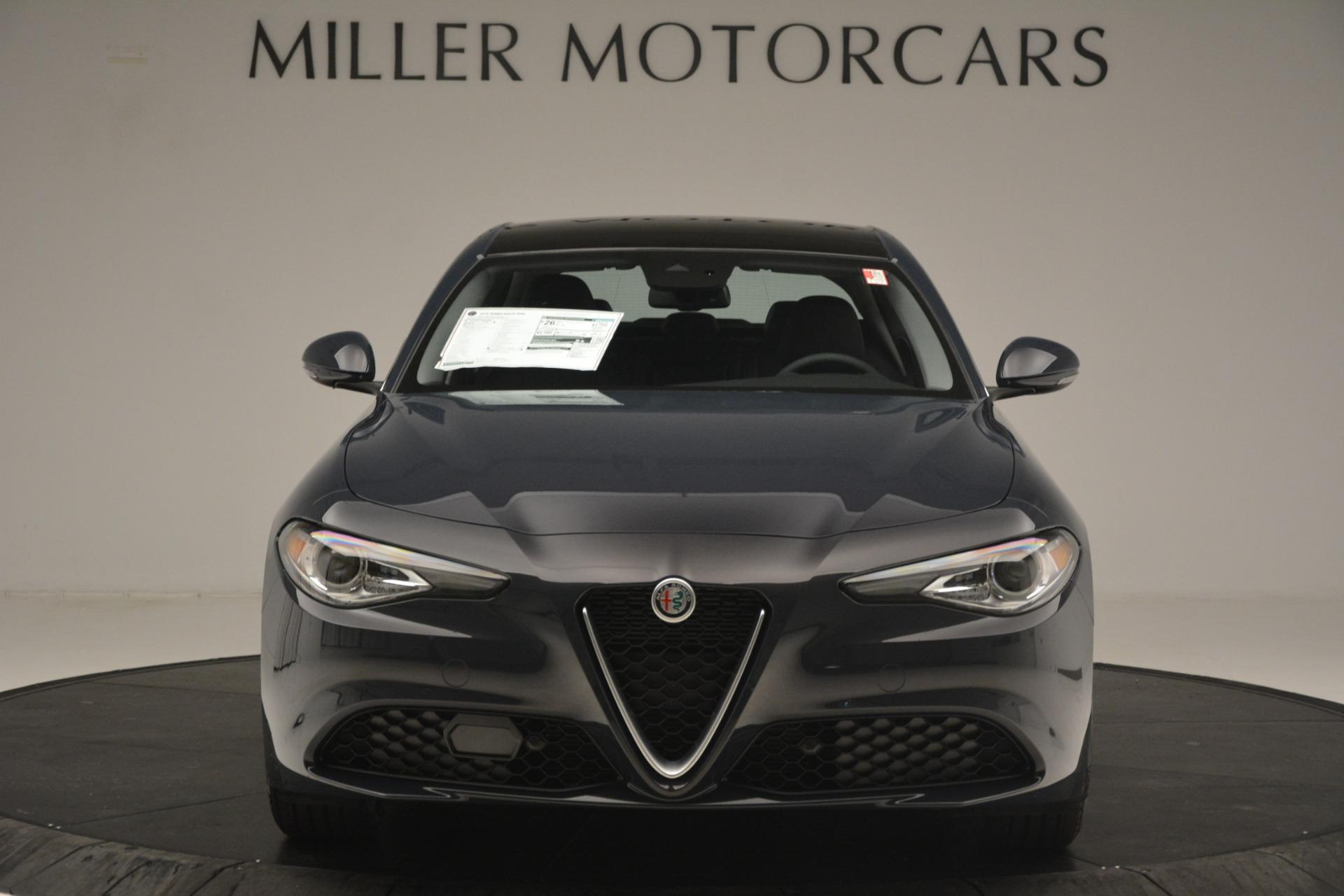 New 2019 Alfa Romeo Giulia Q4 For Sale In Greenwich, CT. Alfa Romeo of Greenwich, L617 3174_p12