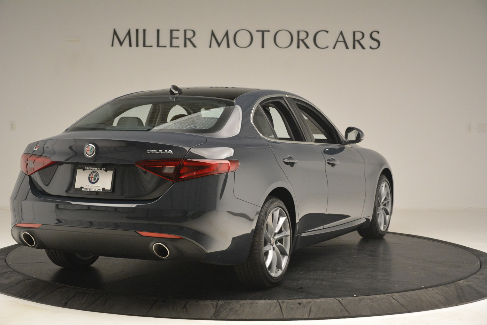 New 2019 Alfa Romeo Giulia Q4 For Sale In Greenwich, CT. Alfa Romeo of Greenwich, L617 3174_p7