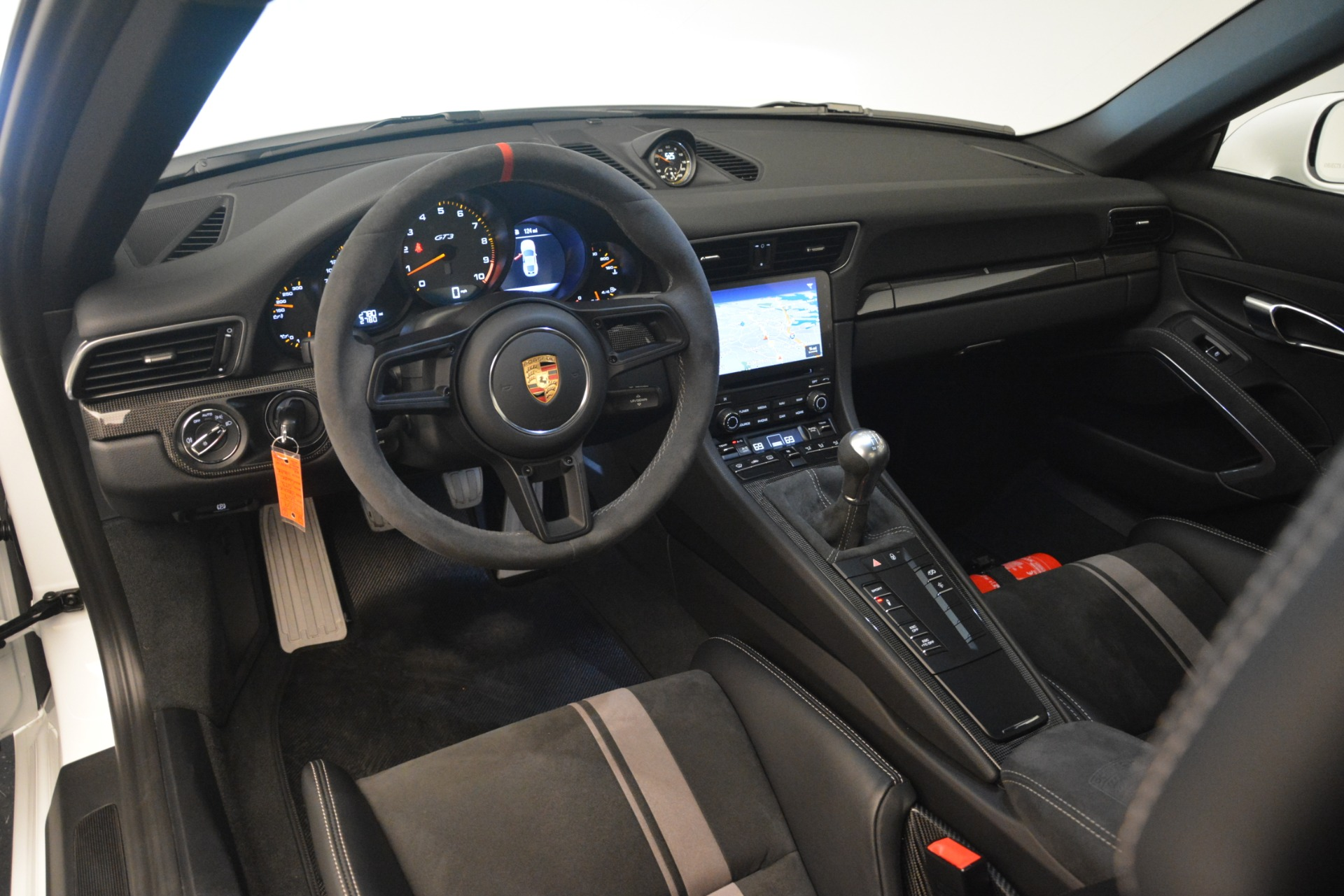 Used 2018 Porsche 911 GT3 For Sale In Greenwich, CT. Alfa Romeo of Greenwich, 7559 3176_p10