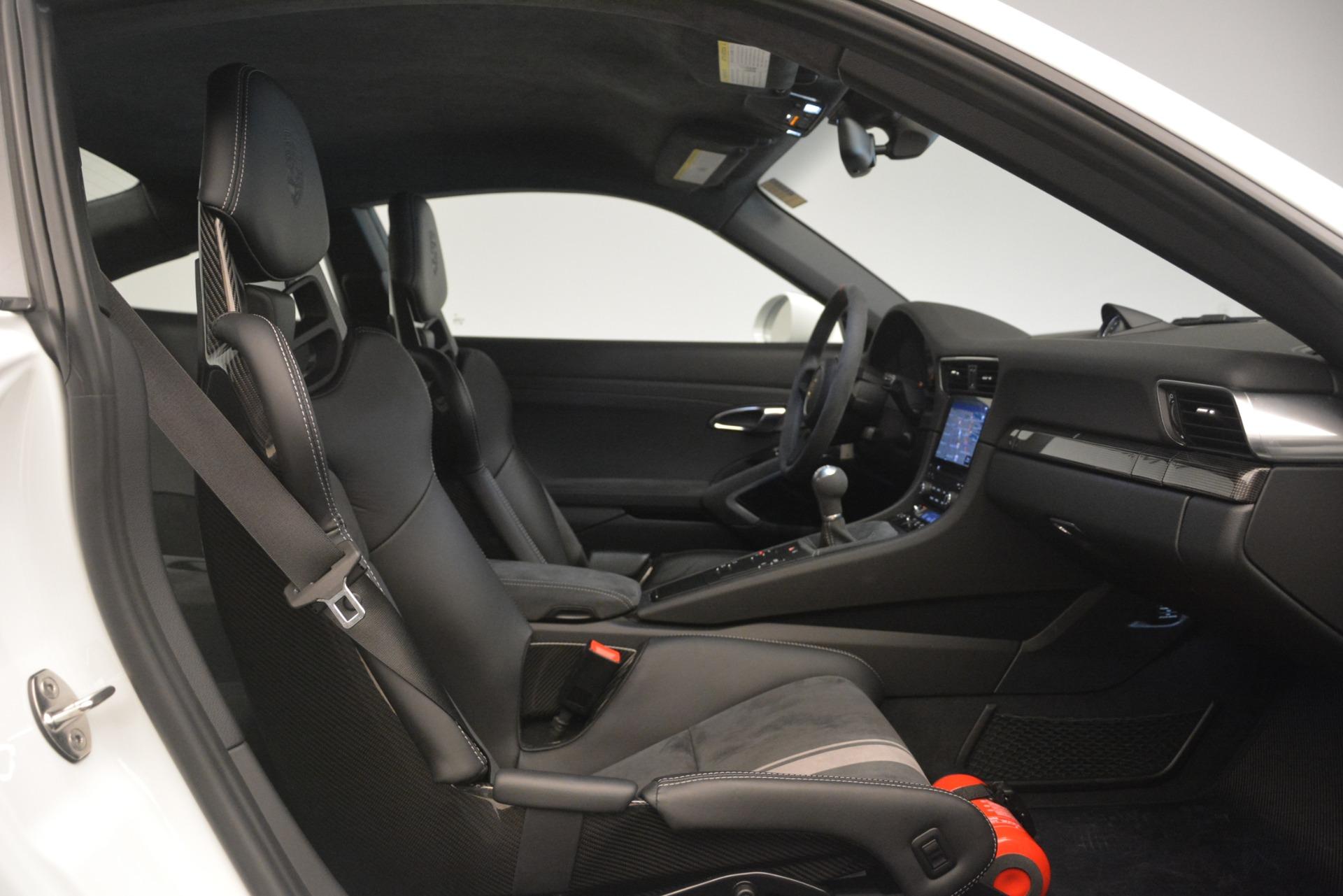 Used 2018 Porsche 911 GT3 For Sale In Greenwich, CT. Alfa Romeo of Greenwich, 7559 3176_p13