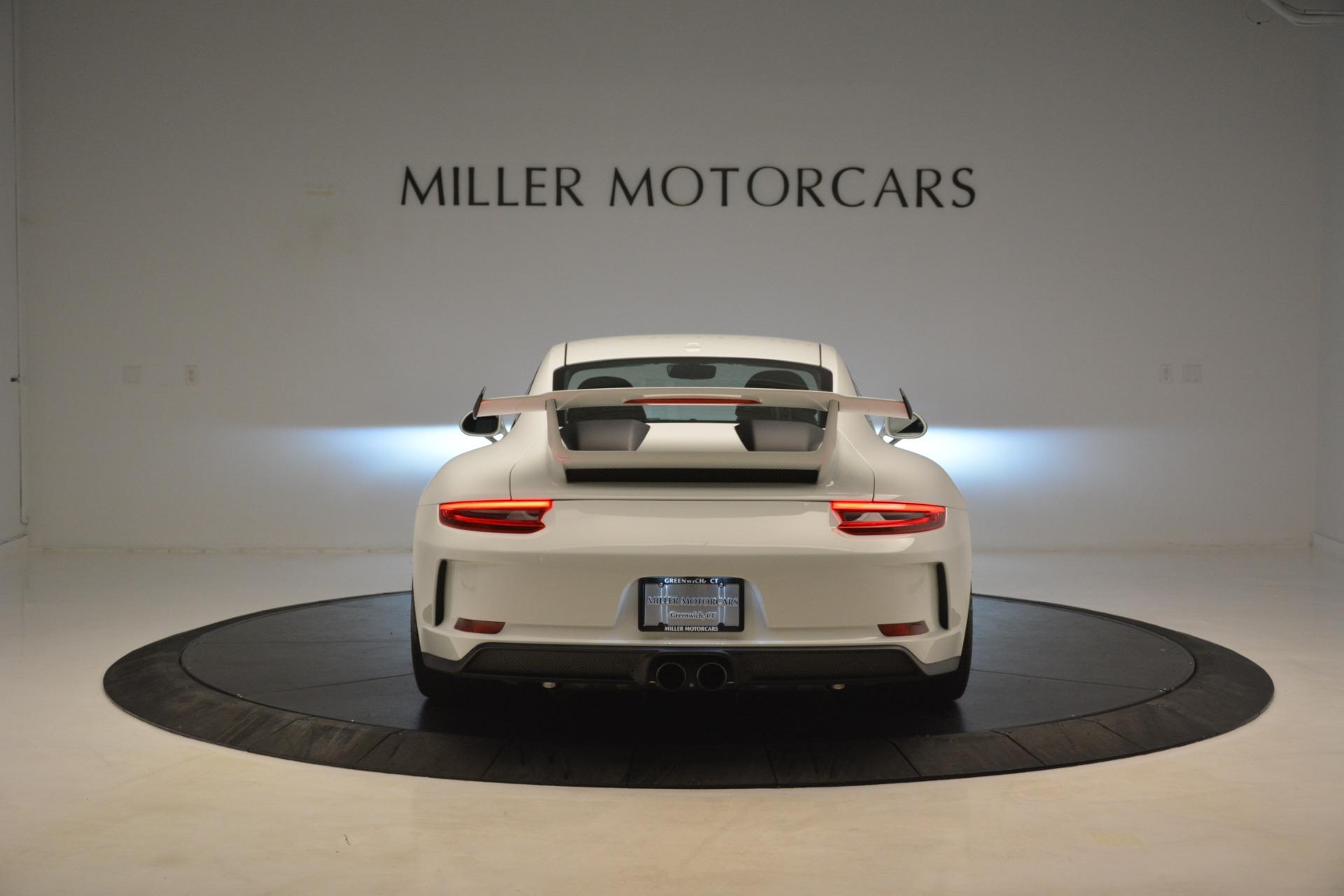 Used 2018 Porsche 911 GT3 For Sale In Greenwich, CT. Alfa Romeo of Greenwich, 7559 3176_p4
