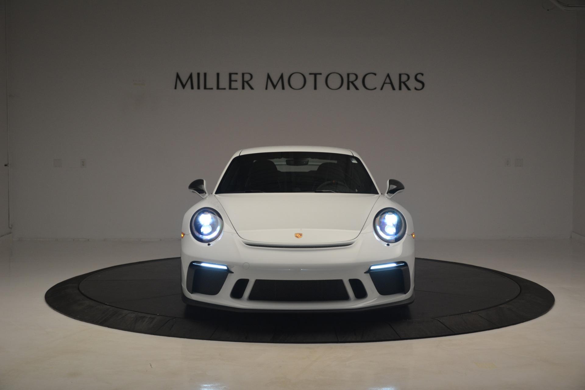 Used 2018 Porsche 911 GT3 For Sale In Greenwich, CT. Alfa Romeo of Greenwich, 7559 3176_p5