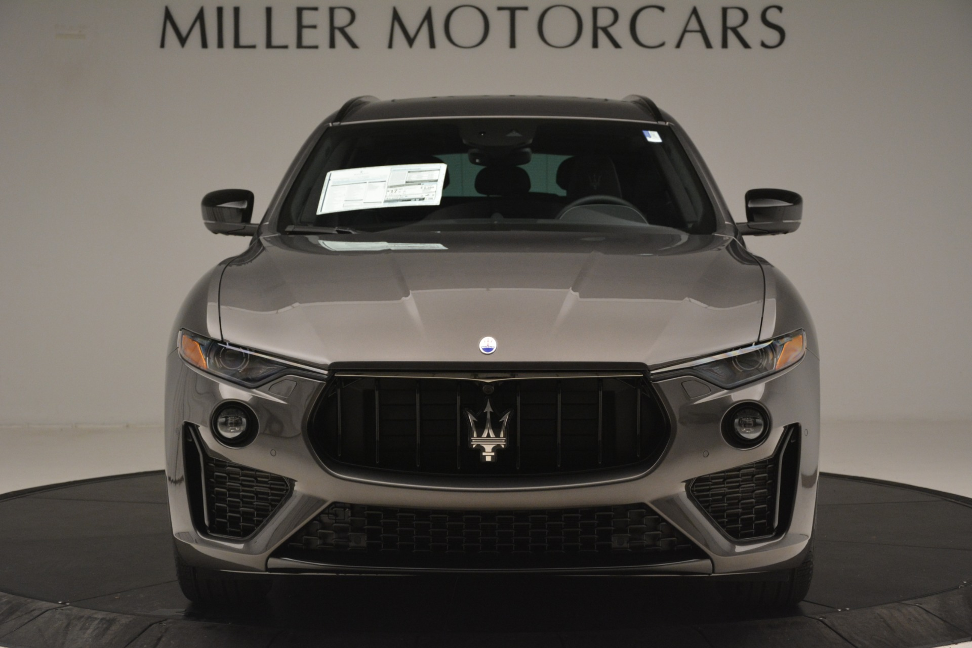 New 2019 Maserati Levante SQ4 GranSport Nerissimo For Sale In Greenwich, CT. Alfa Romeo of Greenwich, M2307 3178_p12