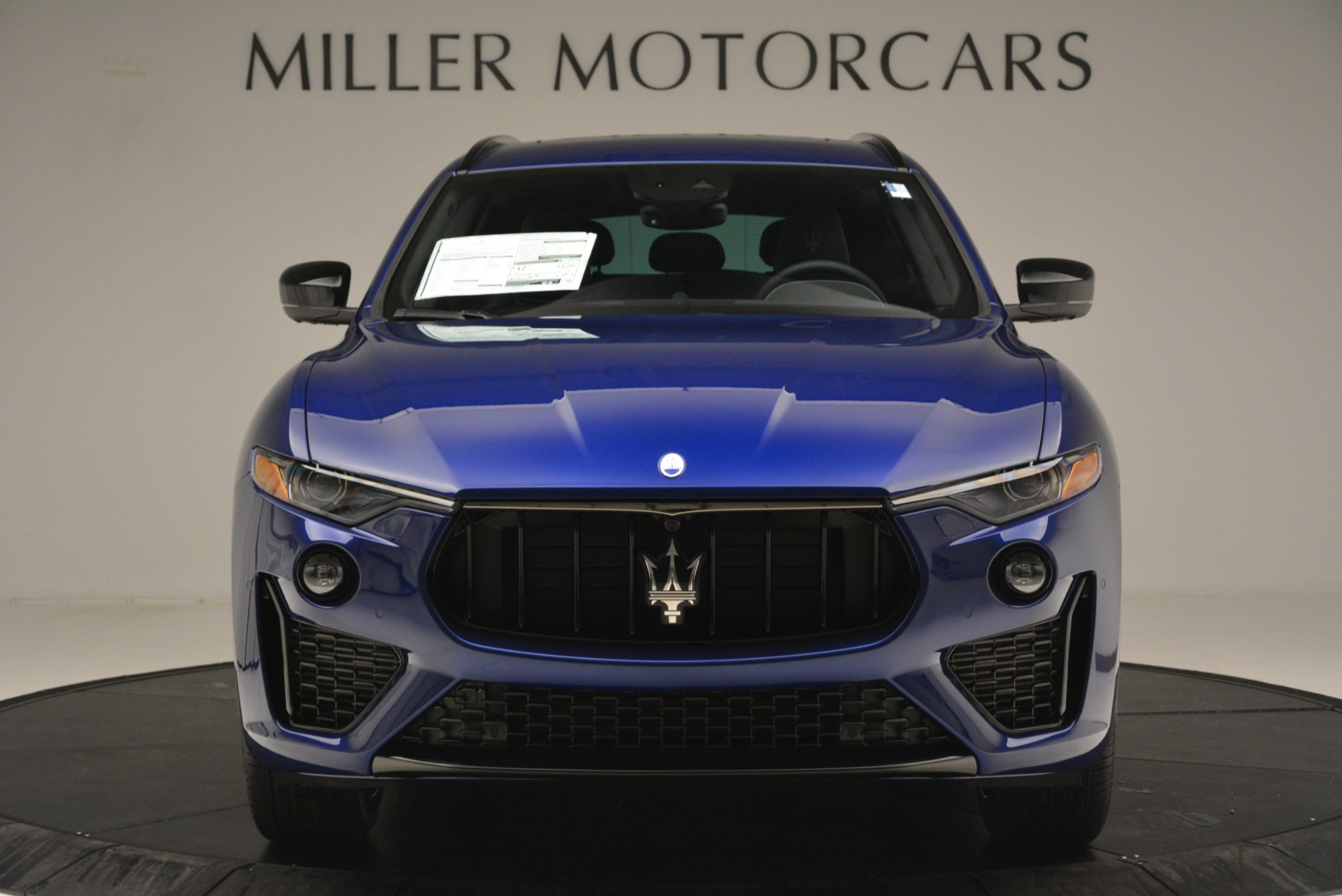 New 2019 Maserati Levante SQ4 GranSport Nerissimo For Sale In Greenwich, CT. Alfa Romeo of Greenwich, M2308 3179_p12