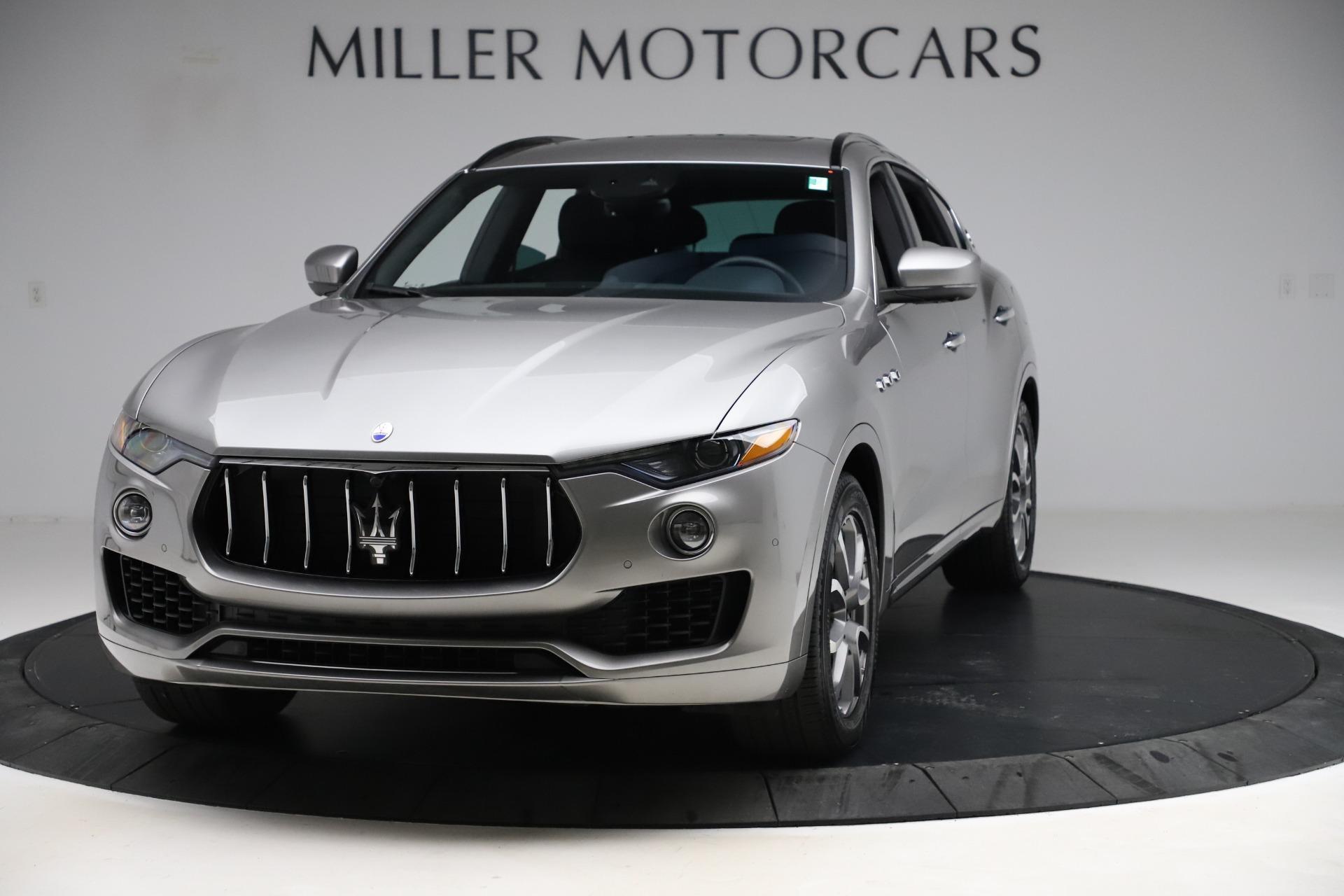New 2019 Maserati Levante Q4 For Sale In Greenwich, CT. Alfa Romeo of Greenwich, M2310 3180_main