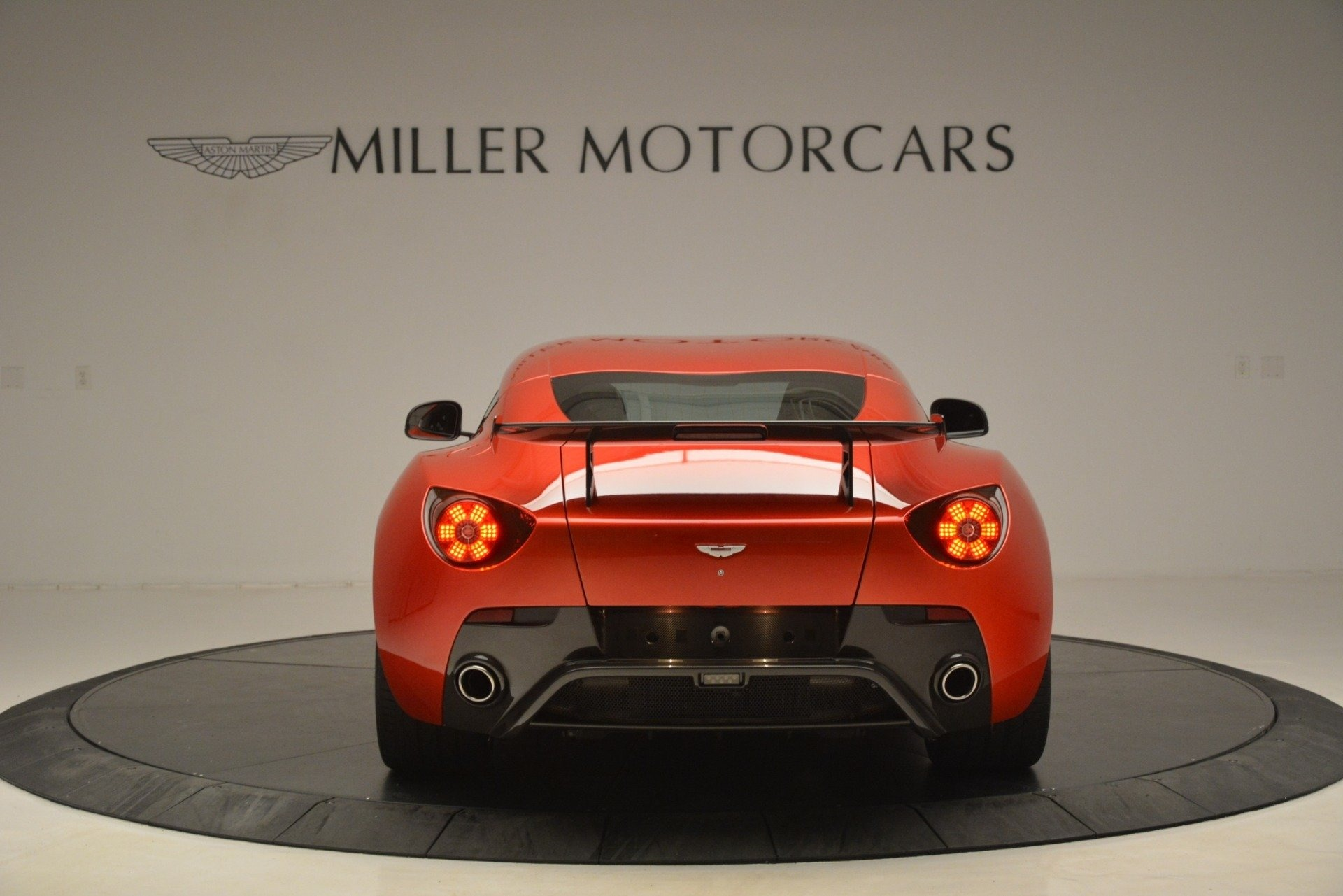 Used 2013 Aston Martin V12 Zagato Coupe For Sale In Greenwich, CT. Alfa Romeo of Greenwich, 7566C 3181_p11