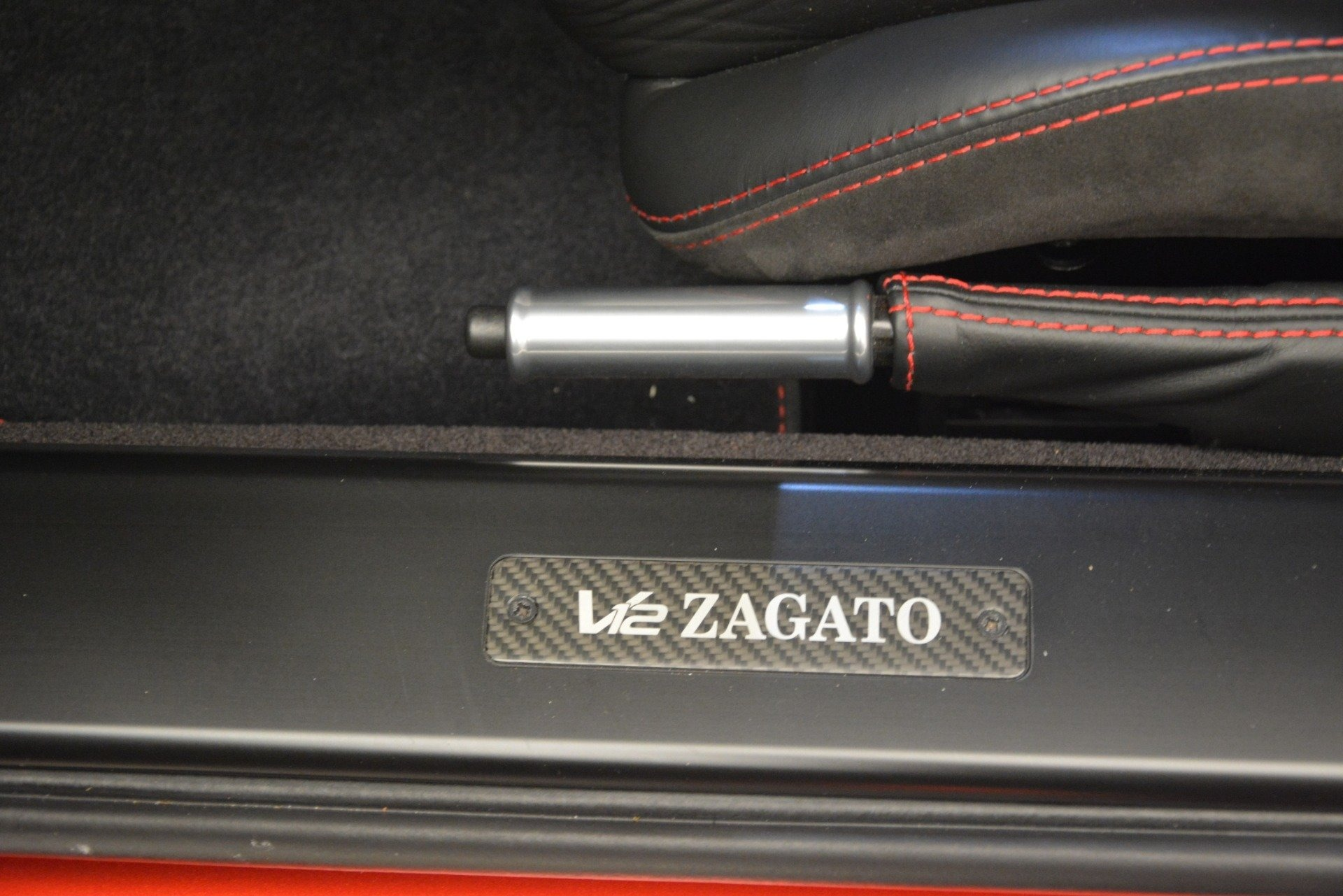 Used 2013 Aston Martin V12 Zagato Coupe For Sale In Greenwich, CT. Alfa Romeo of Greenwich, 7566C 3181_p16