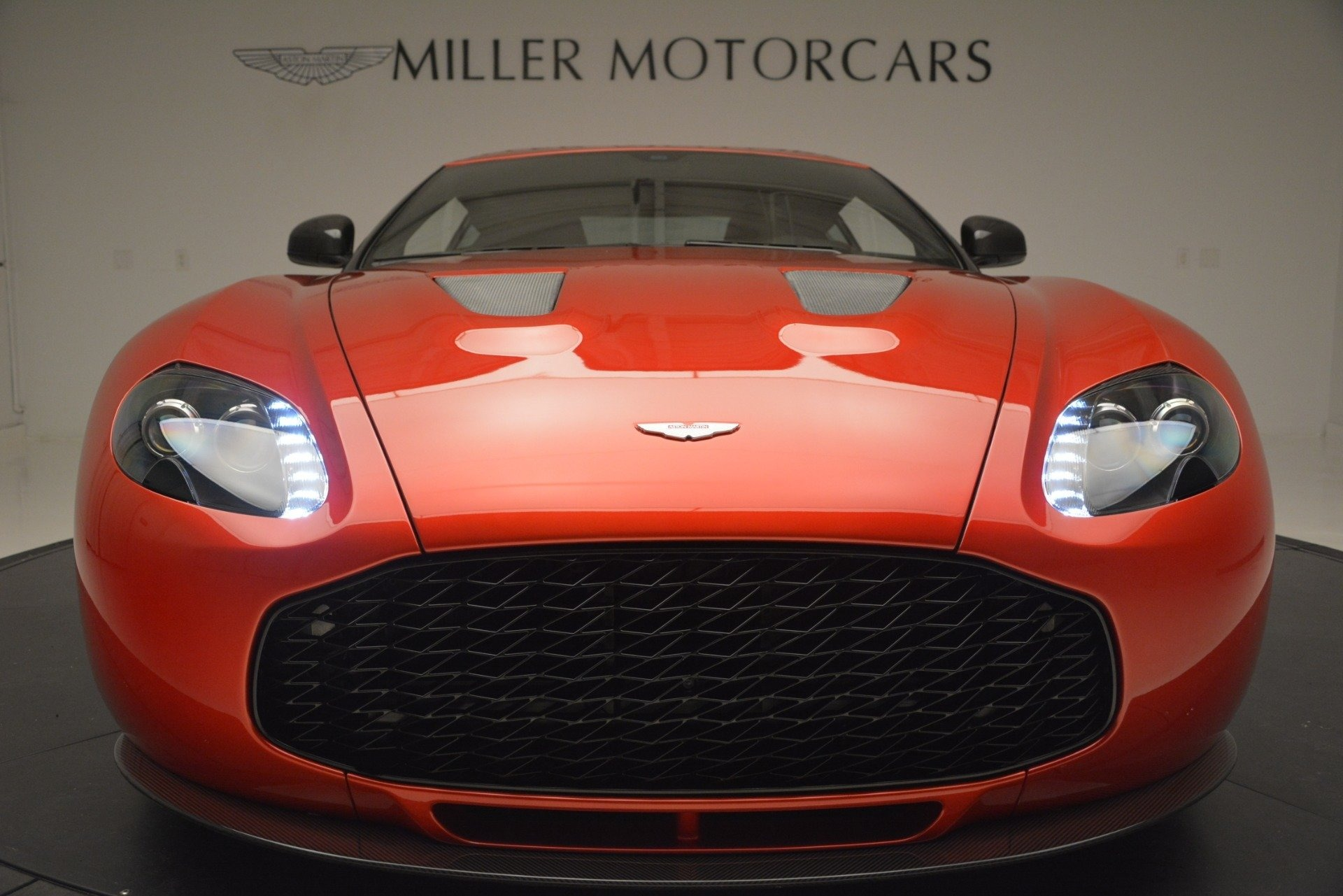 Used 2013 Aston Martin V12 Zagato Coupe For Sale In Greenwich, CT. Alfa Romeo of Greenwich, 7566C 3181_p23