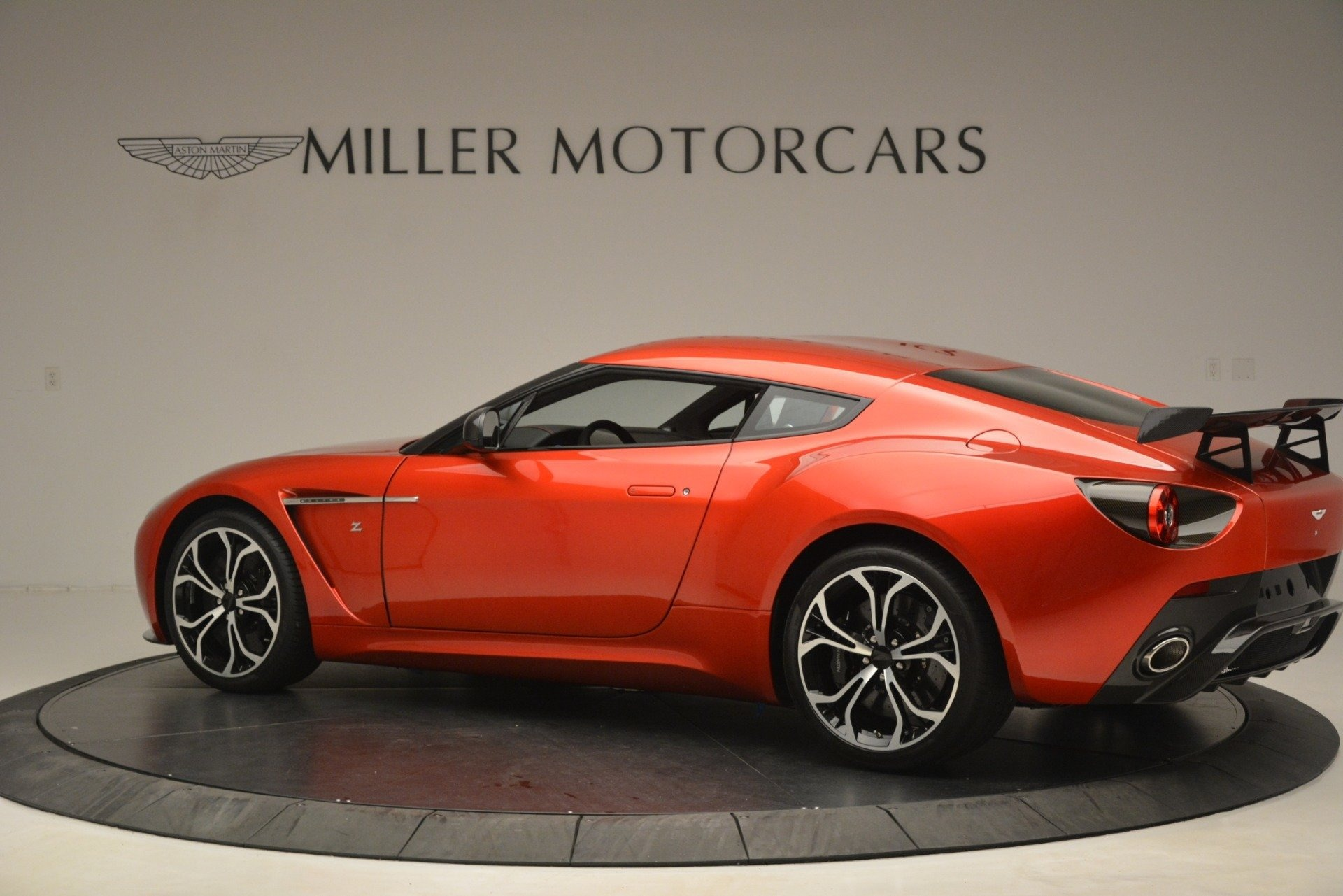Used 2013 Aston Martin V12 Zagato Coupe For Sale In Greenwich, CT. Alfa Romeo of Greenwich, 7566C 3181_p3