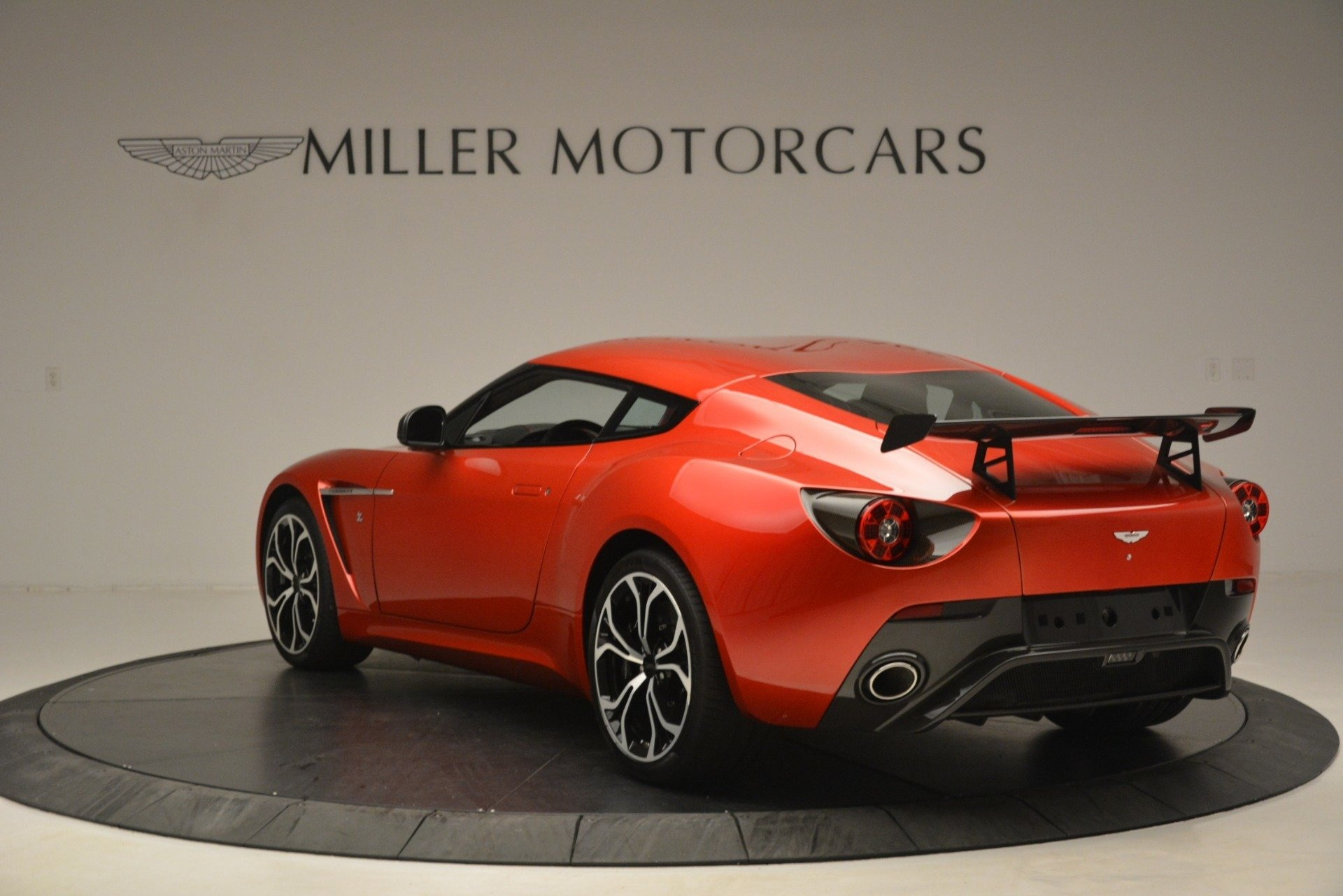 Used 2013 Aston Martin V12 Zagato Coupe For Sale In Greenwich, CT. Alfa Romeo of Greenwich, 7566C 3181_p4