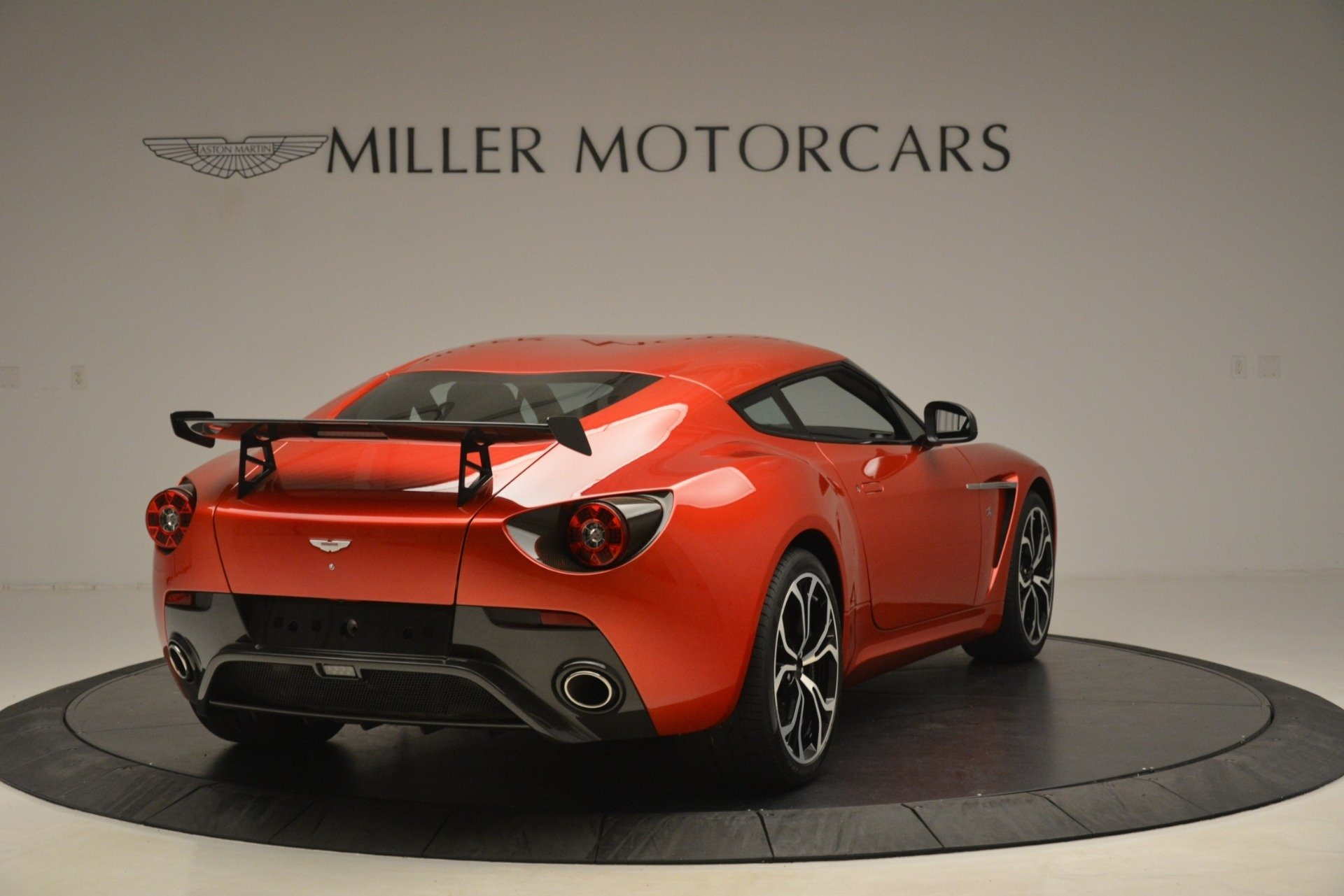 Used 2013 Aston Martin V12 Zagato Coupe For Sale In Greenwich, CT. Alfa Romeo of Greenwich, 7566C 3181_p5
