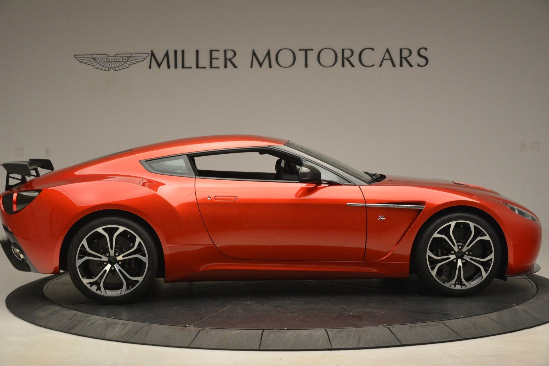 Used 2013 Aston Martin V12 Zagato Coupe For Sale In Greenwich, CT. Alfa Romeo of Greenwich, 7566C 3181_p7