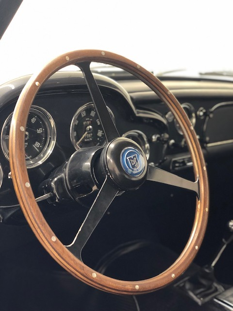Used 1961 Aston Martin DB4 Series IV Coupe For Sale In Greenwich, CT. Alfa Romeo of Greenwich, 7567C 3186_p37