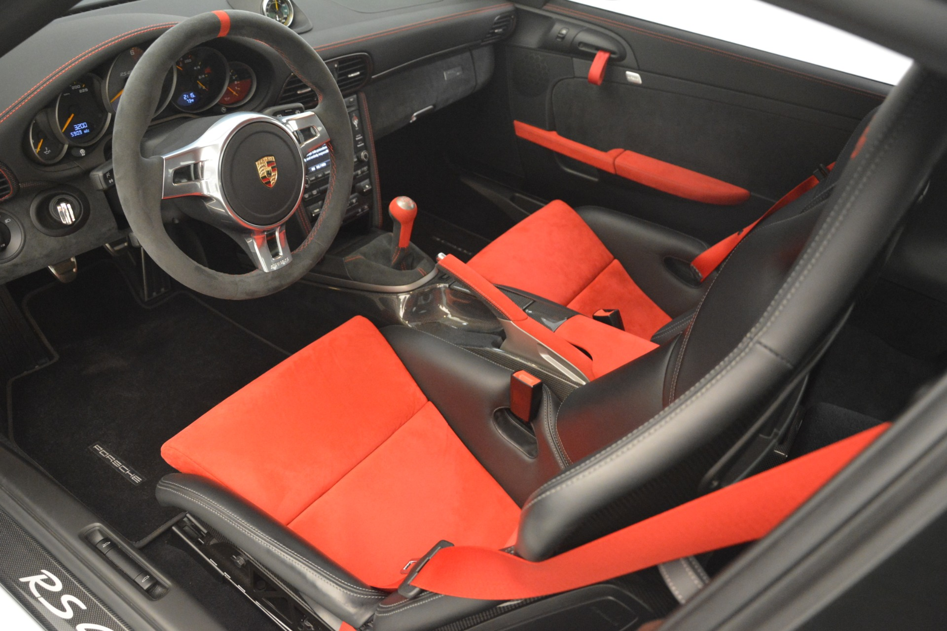 Used 2011 Porsche 911 GT3 RS 4.0 For Sale In Greenwich, CT. Alfa Romeo of Greenwich, 7568C 3188_p13