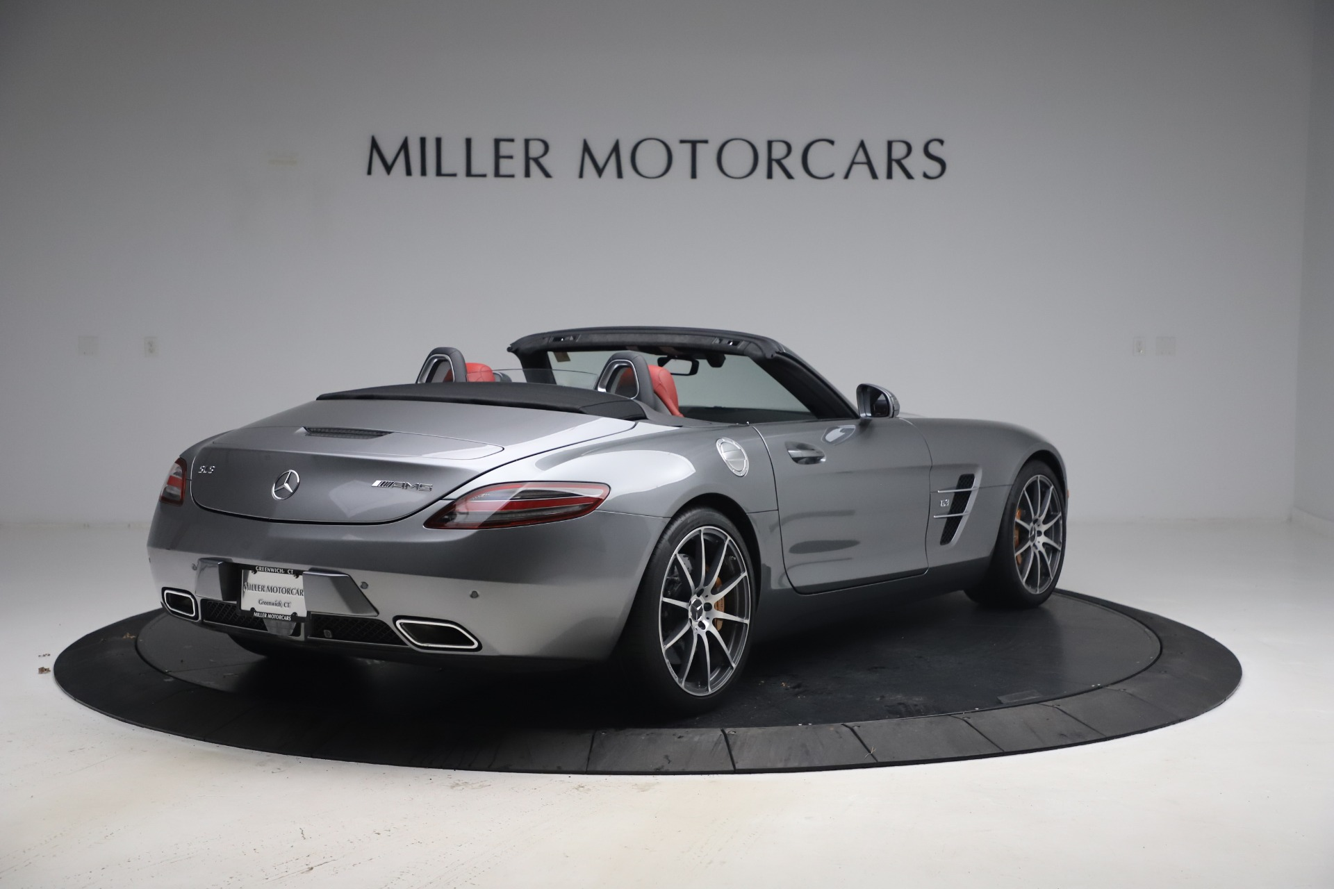 Used 2012 Mercedes-Benz SLS AMG  For Sale In Greenwich, CT. Alfa Romeo of Greenwich, 7563 3189_p10