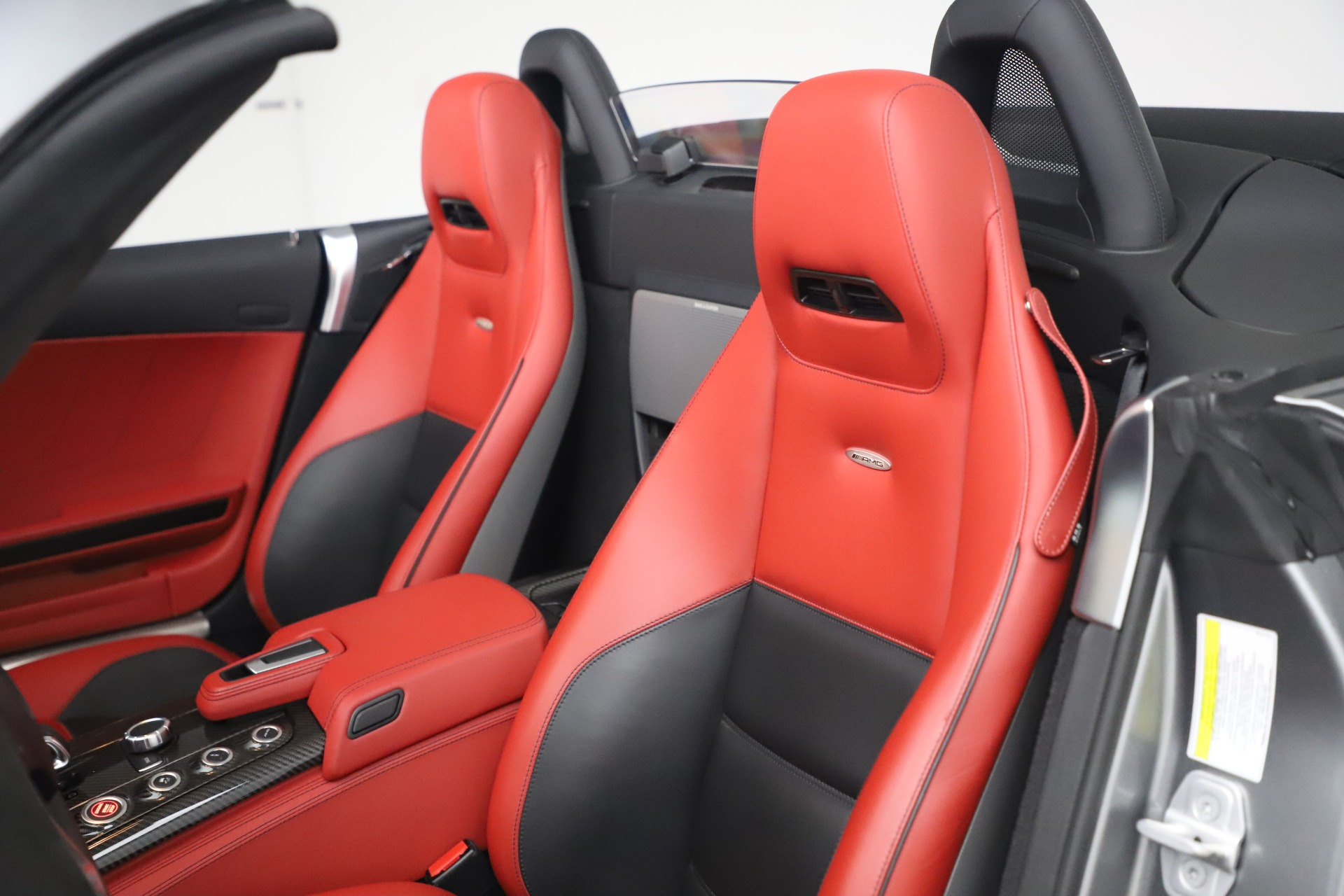 Used 2012 Mercedes-Benz SLS AMG  For Sale In Greenwich, CT. Alfa Romeo of Greenwich, 7563 3189_p22