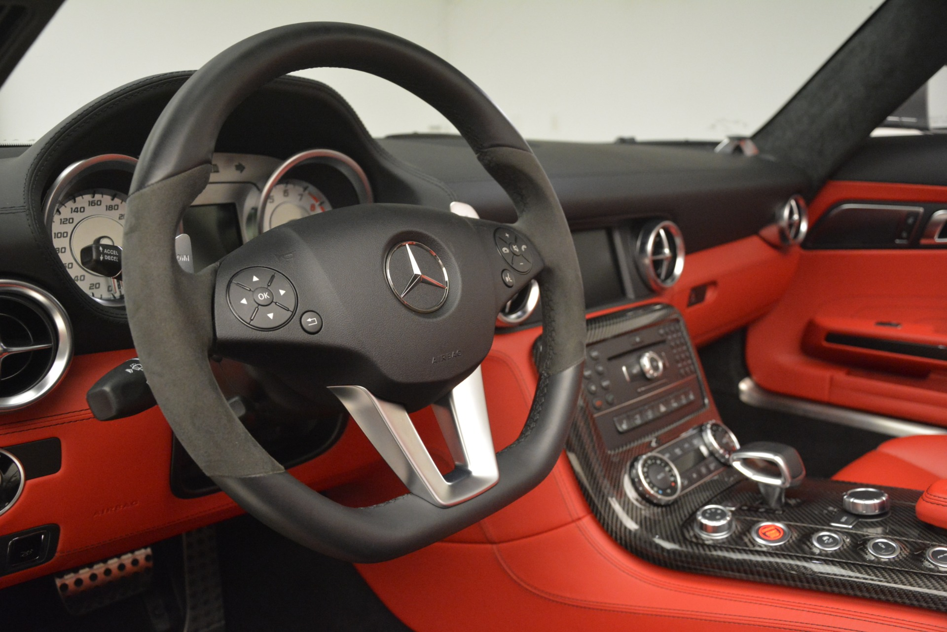 Used 2012 Mercedes-Benz SLS AMG  For Sale In Greenwich, CT. Alfa Romeo of Greenwich, 7563 3189_p28