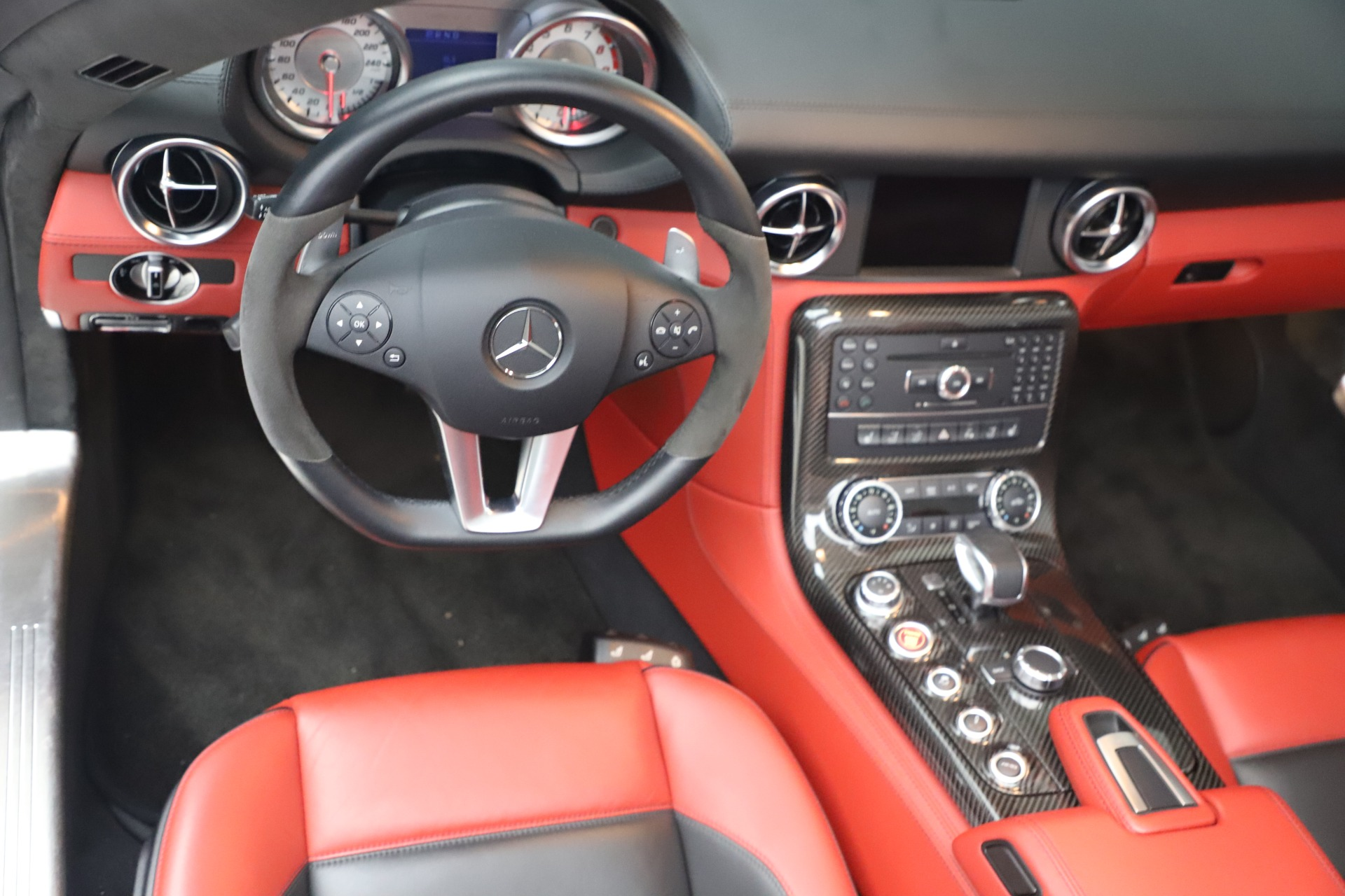 Used 2012 Mercedes-Benz SLS AMG  For Sale In Greenwich, CT. Alfa Romeo of Greenwich, 7563 3189_p30
