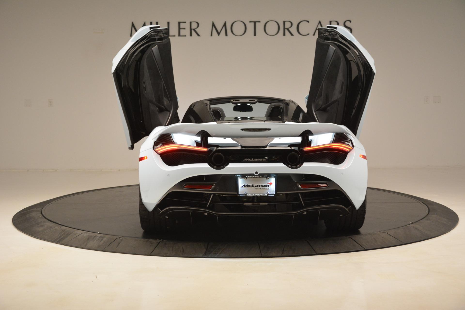 New 2020 McLaren 720S Spider For Sale In Greenwich, CT. Alfa Romeo of Greenwich, MC430 3191_p12