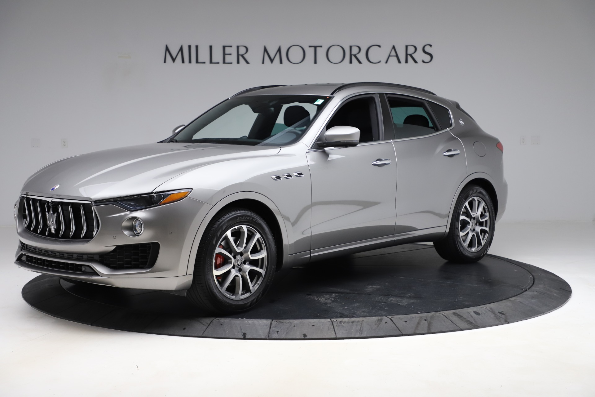 New 2019 Maserati Levante Q4 For Sale In Greenwich, CT. Alfa Romeo of Greenwich, M2311 3192_p2