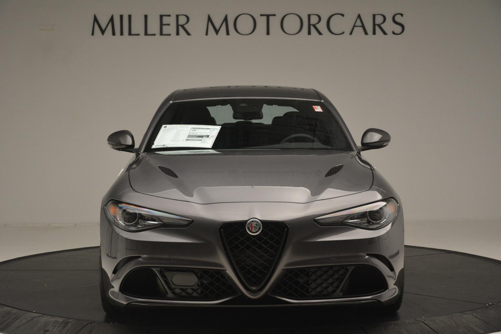 New 2019 Alfa Romeo Giulia Quadrifoglio For Sale In Greenwich, CT. Alfa Romeo of Greenwich, LW332 3193_p12