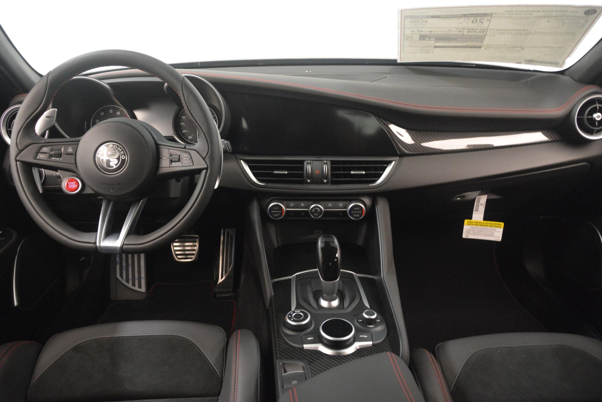 New 2019 Alfa Romeo Giulia Quadrifoglio For Sale In Greenwich, CT. Alfa Romeo of Greenwich, LW332 3193_p18