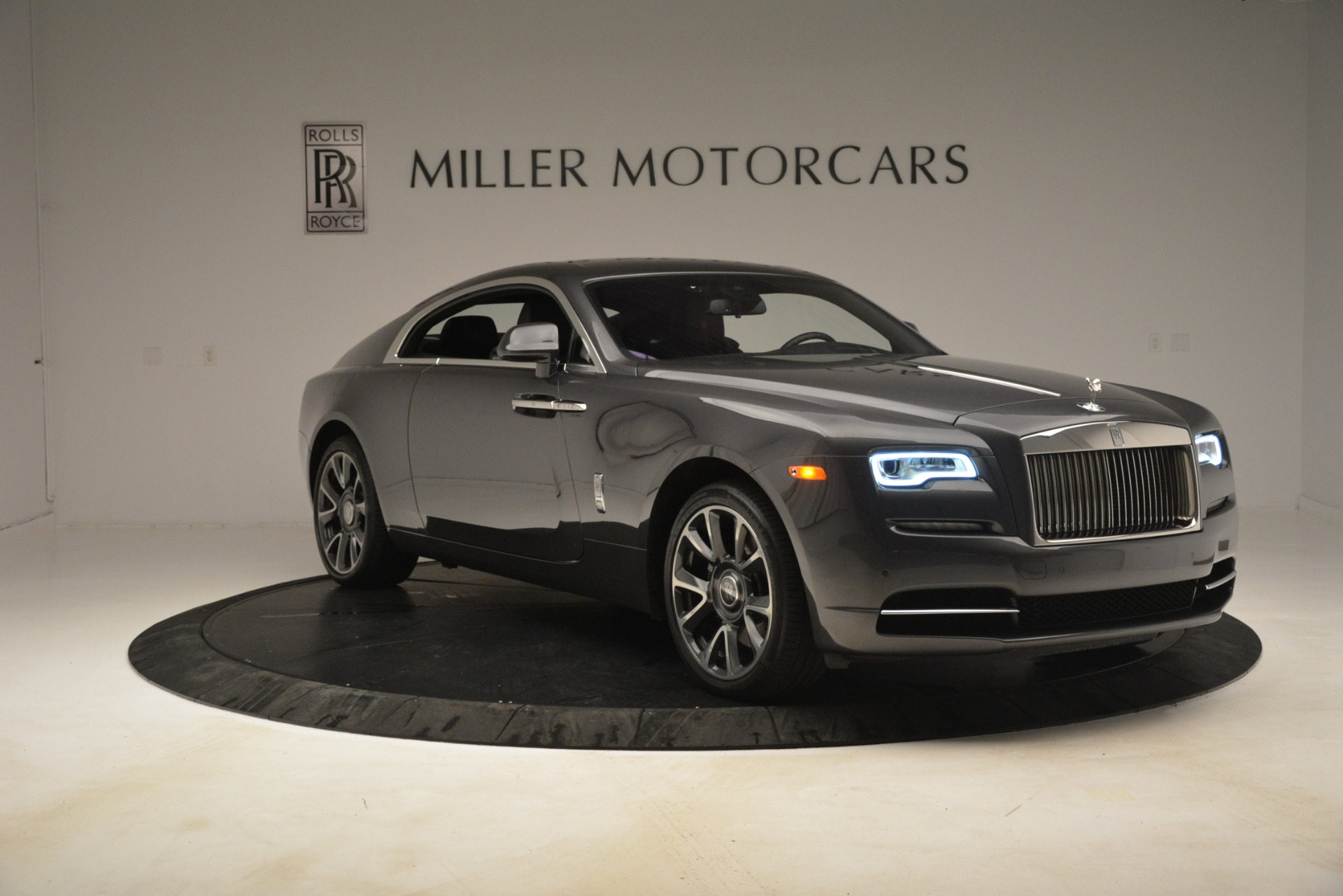 Used 2018 Rolls-Royce Wraith  For Sale In Greenwich, CT. Alfa Romeo of Greenwich, 7565 3196_p12