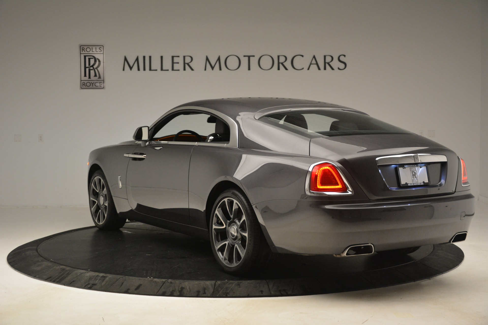 Used 2018 Rolls-Royce Wraith  For Sale In Greenwich, CT. Alfa Romeo of Greenwich, 7565 3196_p6