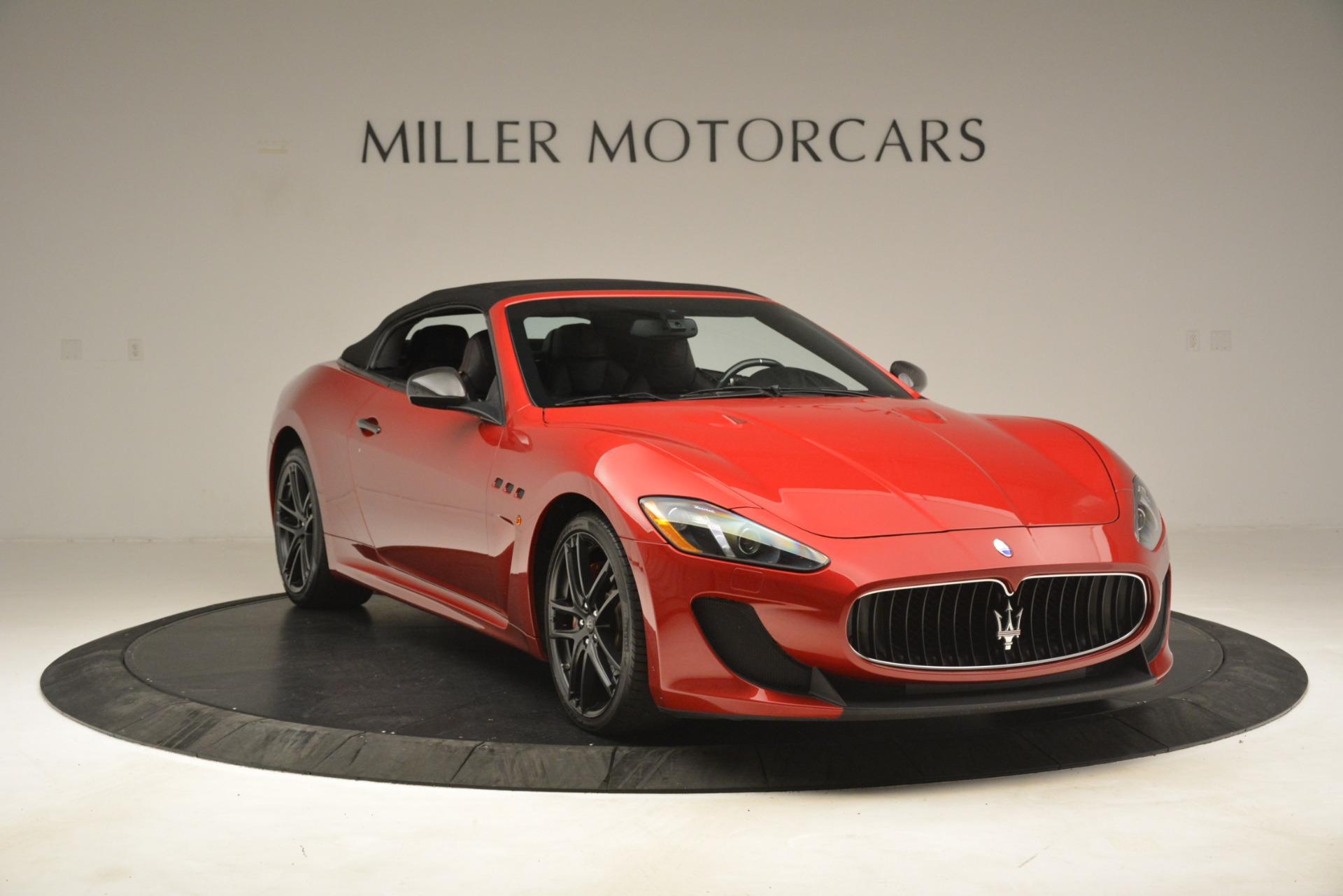 Used 2015 Maserati GranTurismo MC For Sale In Greenwich, CT. Alfa Romeo of Greenwich, 7576 3197_p14