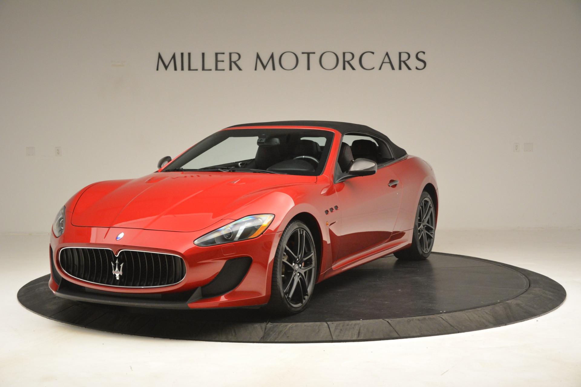 Used 2015 Maserati GranTurismo MC For Sale In Greenwich, CT. Alfa Romeo of Greenwich, 7576 3197_p15