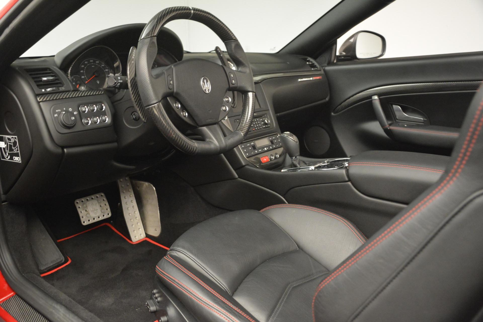 Used 2015 Maserati GranTurismo MC For Sale In Greenwich, CT. Alfa Romeo of Greenwich, 7576 3197_p20
