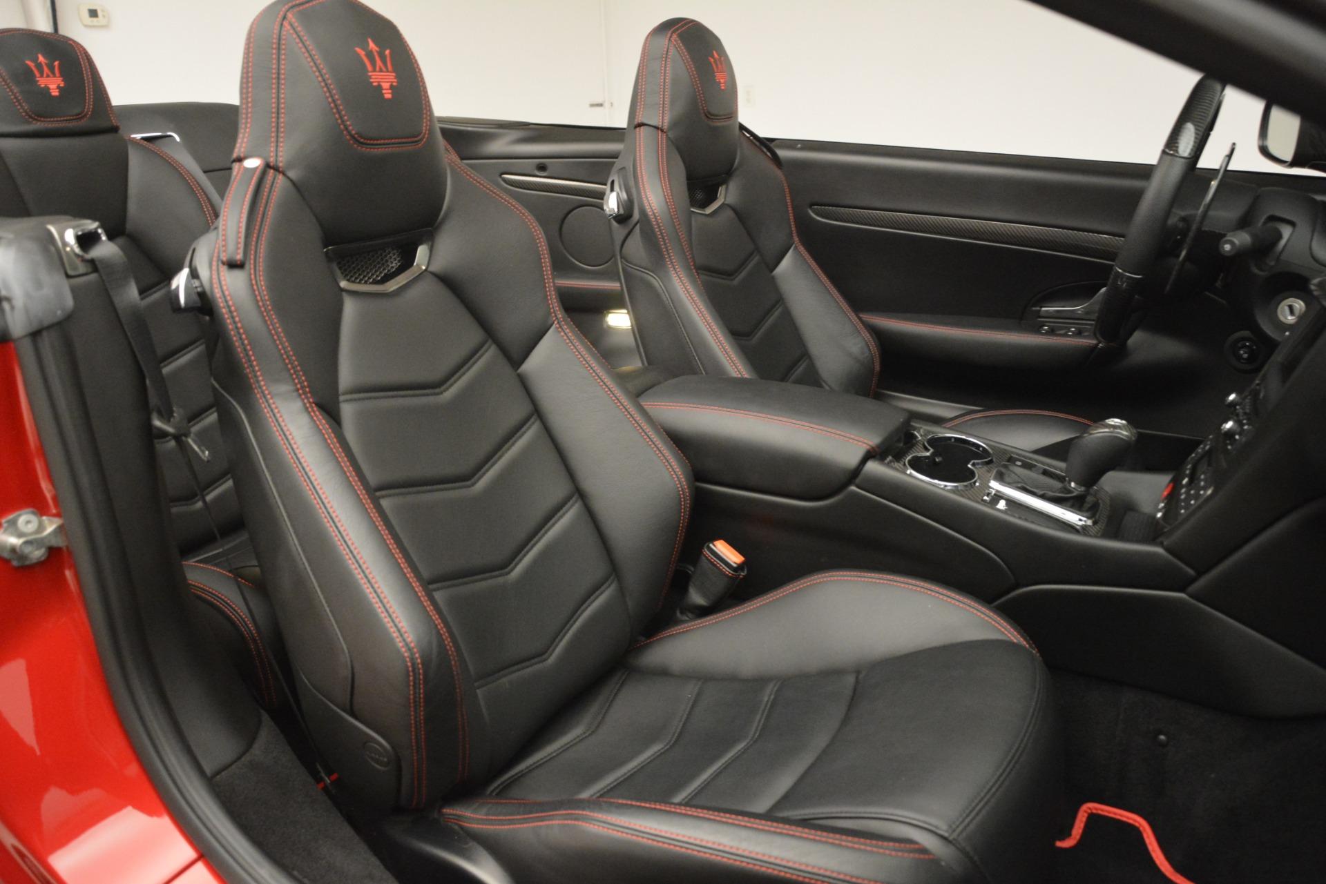 Used 2015 Maserati GranTurismo MC For Sale In Greenwich, CT. Alfa Romeo of Greenwich, 7576 3197_p27