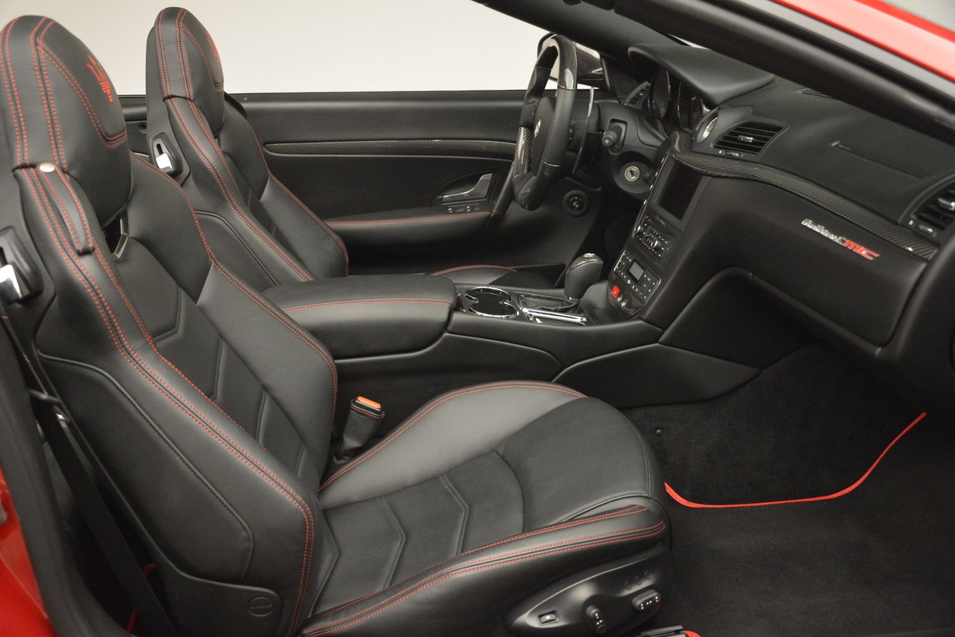 Used 2015 Maserati GranTurismo MC For Sale In Greenwich, CT. Alfa Romeo of Greenwich, 7576 3197_p29