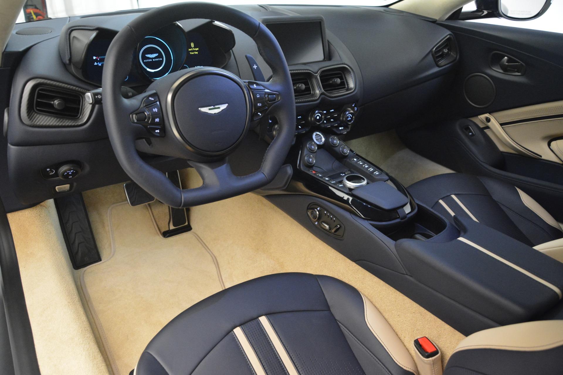 New 2019 Aston Martin Vantage V8 For Sale In Greenwich, CT. Alfa Romeo of Greenwich, A1349 3198_p14