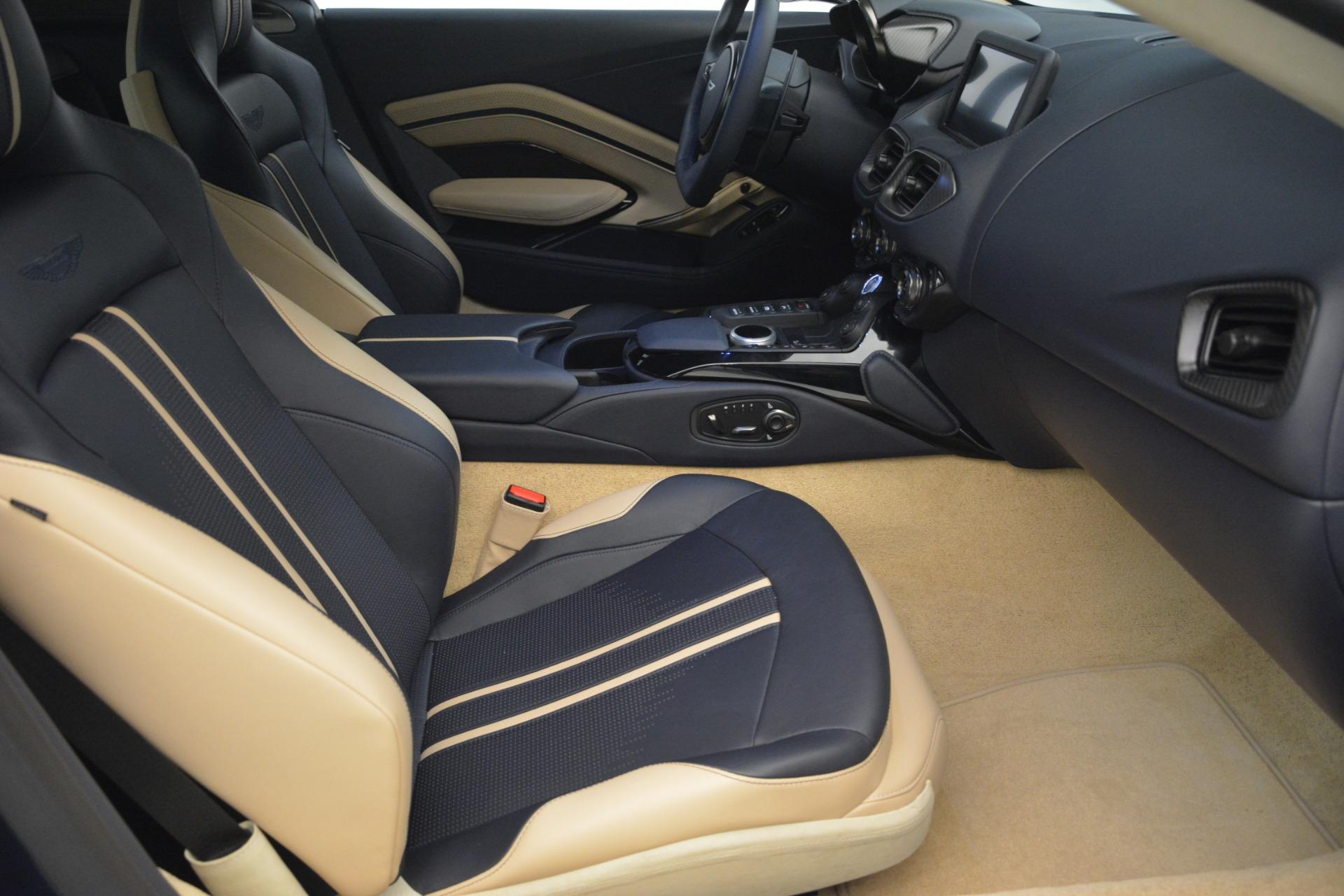 New 2019 Aston Martin Vantage V8 For Sale In Greenwich, CT. Alfa Romeo of Greenwich, A1349 3198_p19