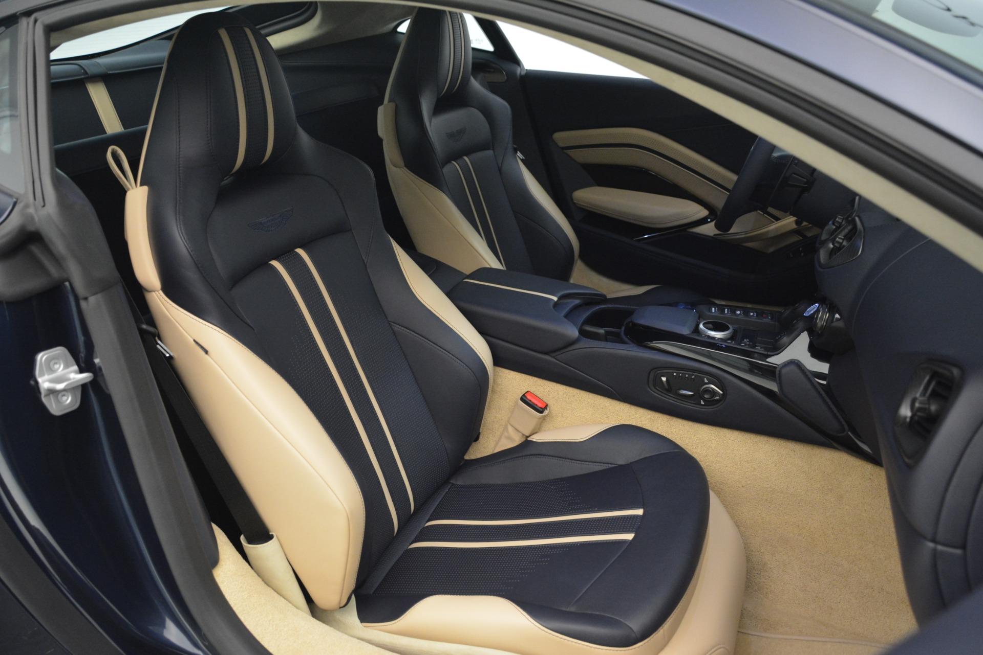 New 2019 Aston Martin Vantage V8 For Sale In Greenwich, CT. Alfa Romeo of Greenwich, A1349 3198_p20