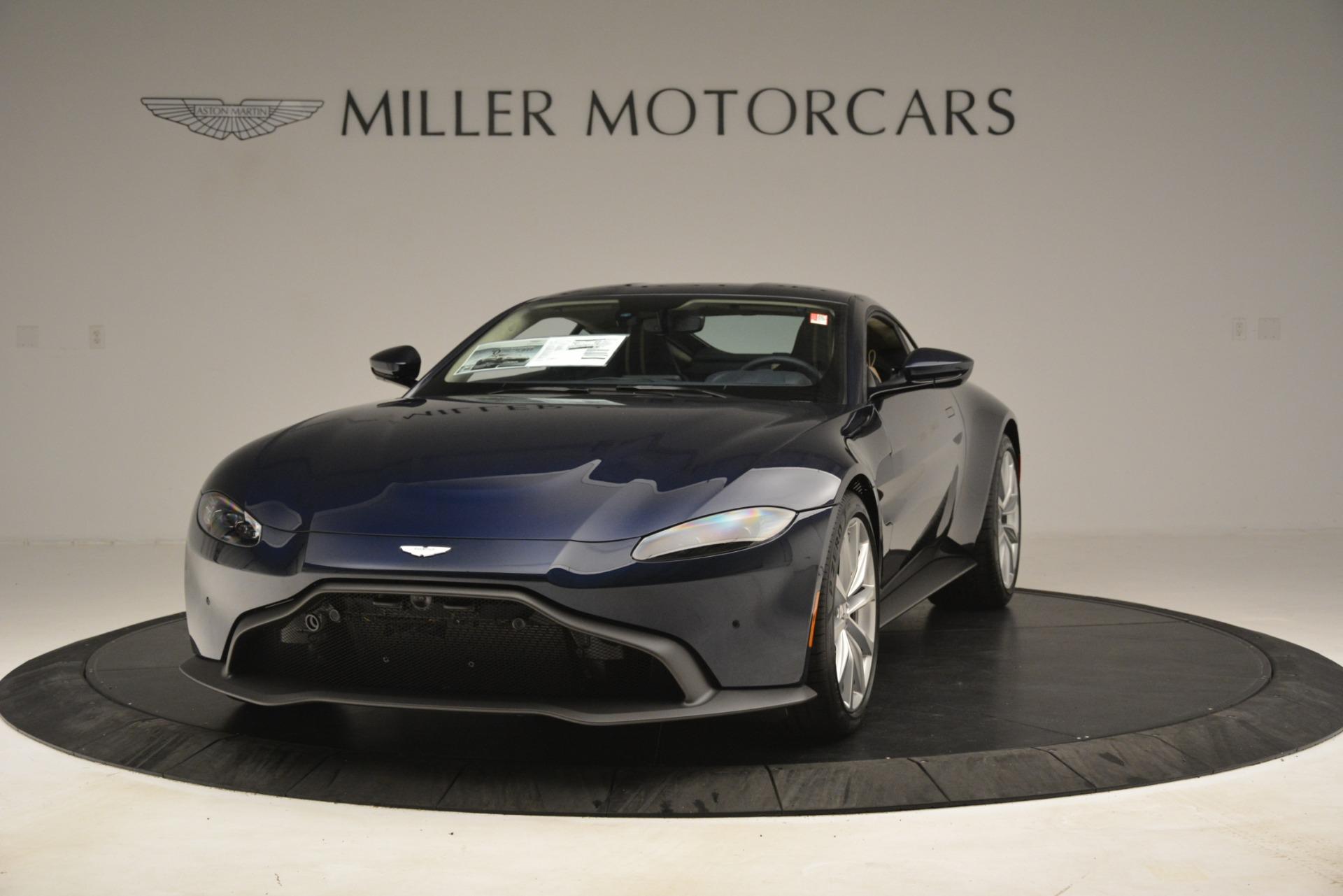 New 2019 Aston Martin Vantage V8 For Sale In Greenwich, CT. Alfa Romeo of Greenwich, A1349 3198_p2