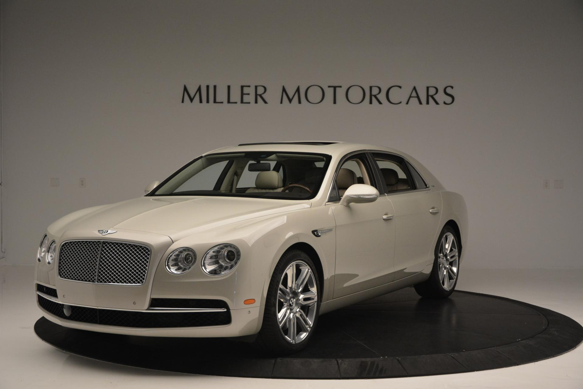 Used 2016 Bentley Flying Spur W12 For Sale In Greenwich, CT. Alfa Romeo of Greenwich, B1116