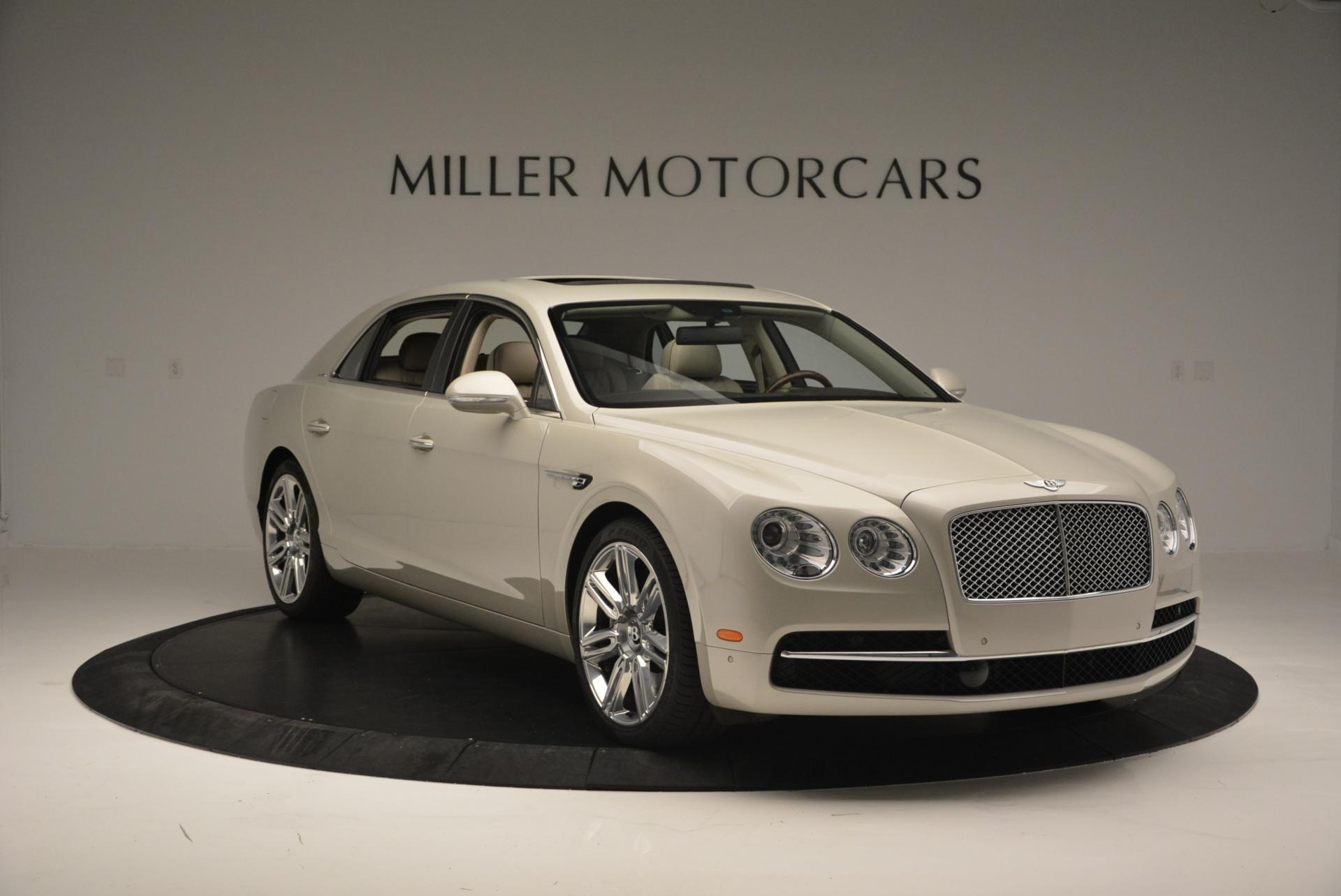 Used 2016 Bentley Flying Spur W12 For Sale In Greenwich, CT. Alfa Romeo of Greenwich, B1116 32_p11