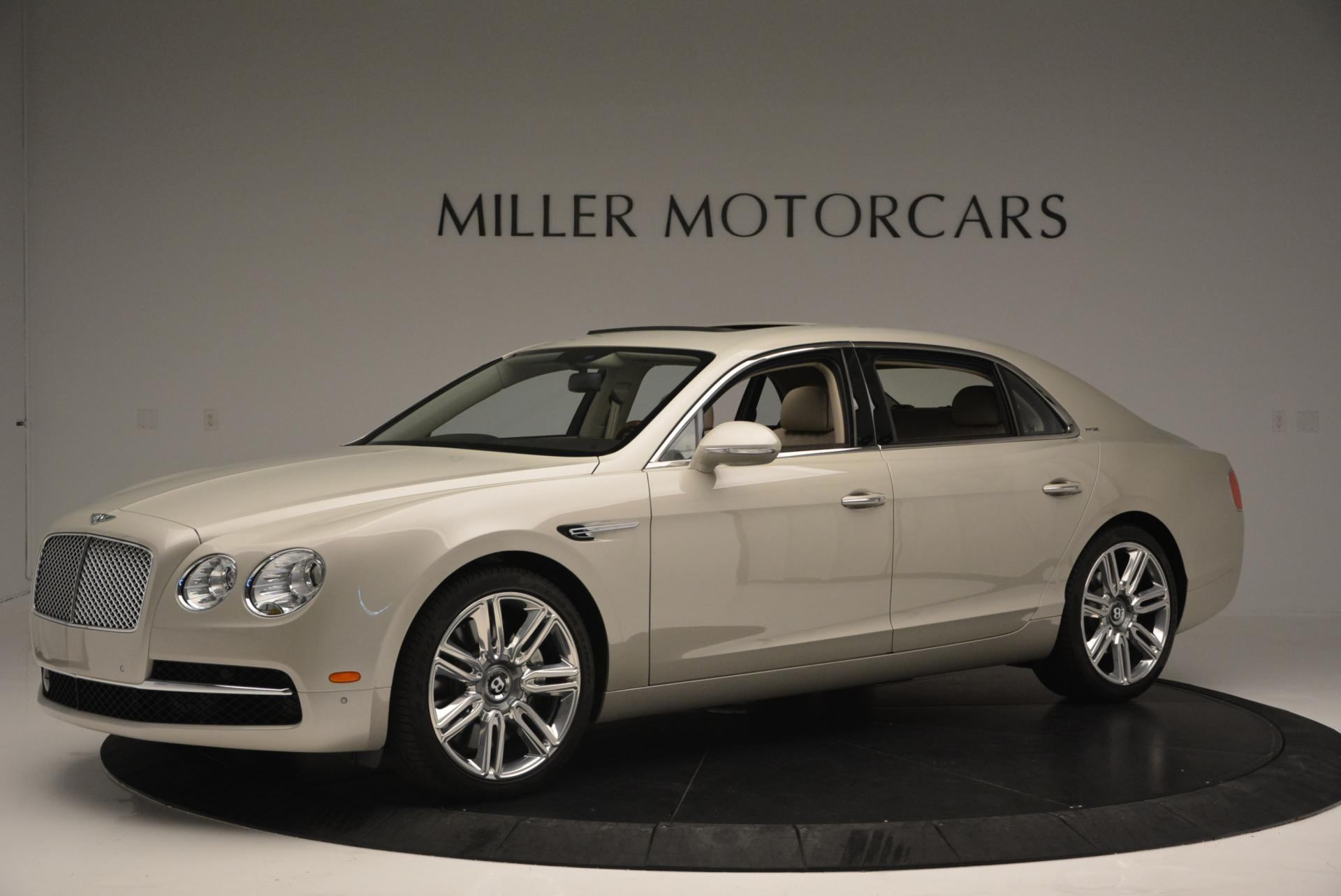 Used 2016 Bentley Flying Spur W12 For Sale In Greenwich, CT. Alfa Romeo of Greenwich, B1116 32_p2